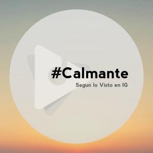 #Calmante