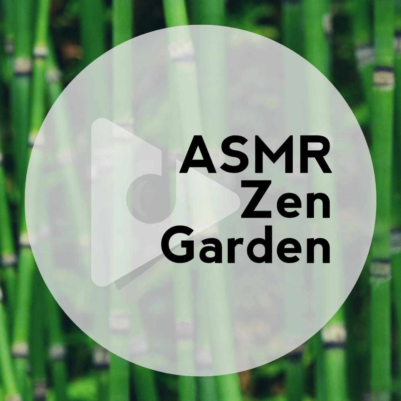 ASMR Zen Garden