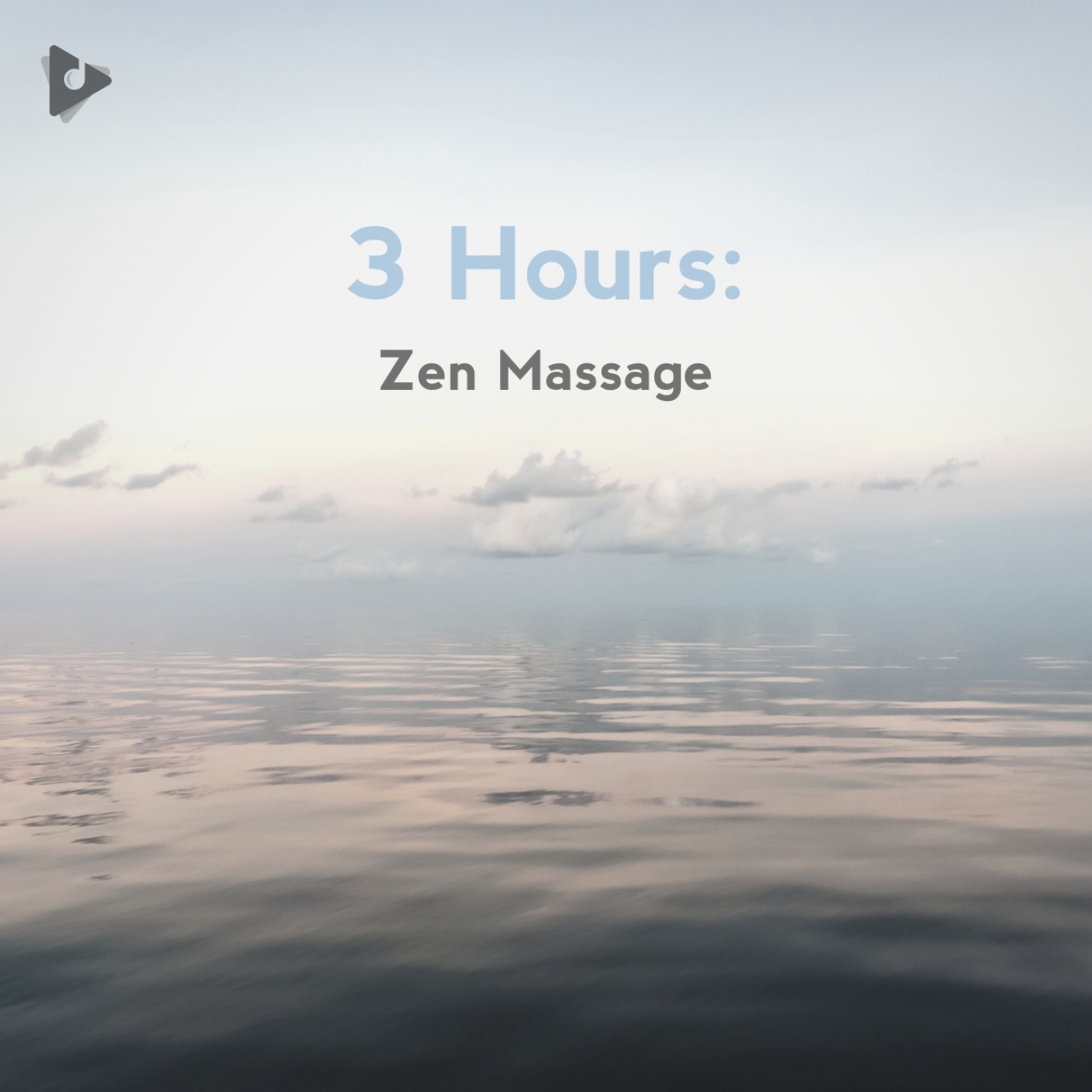 3 Hours: Zen Massage