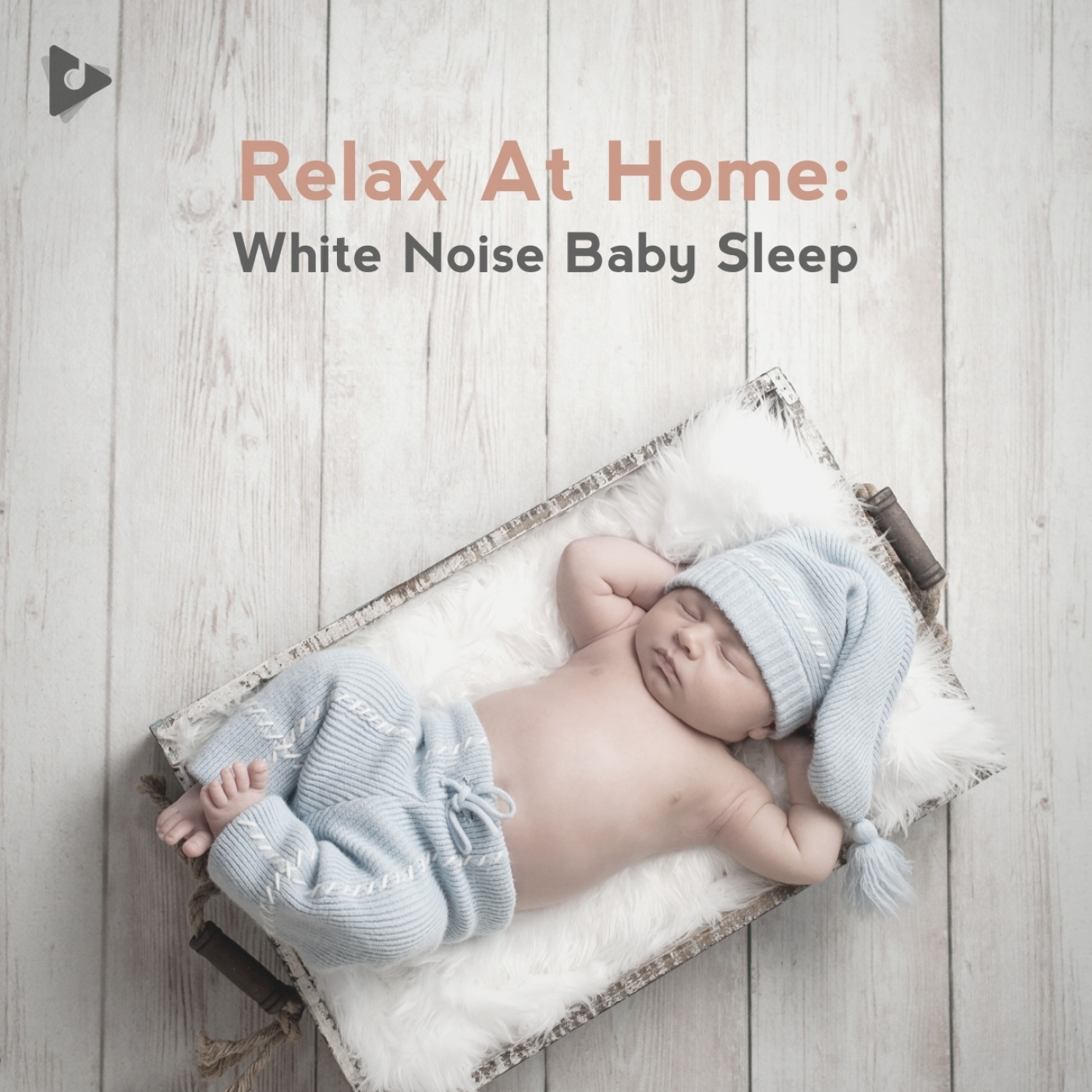 Stay-at-Home: White Noise Baby Sleep