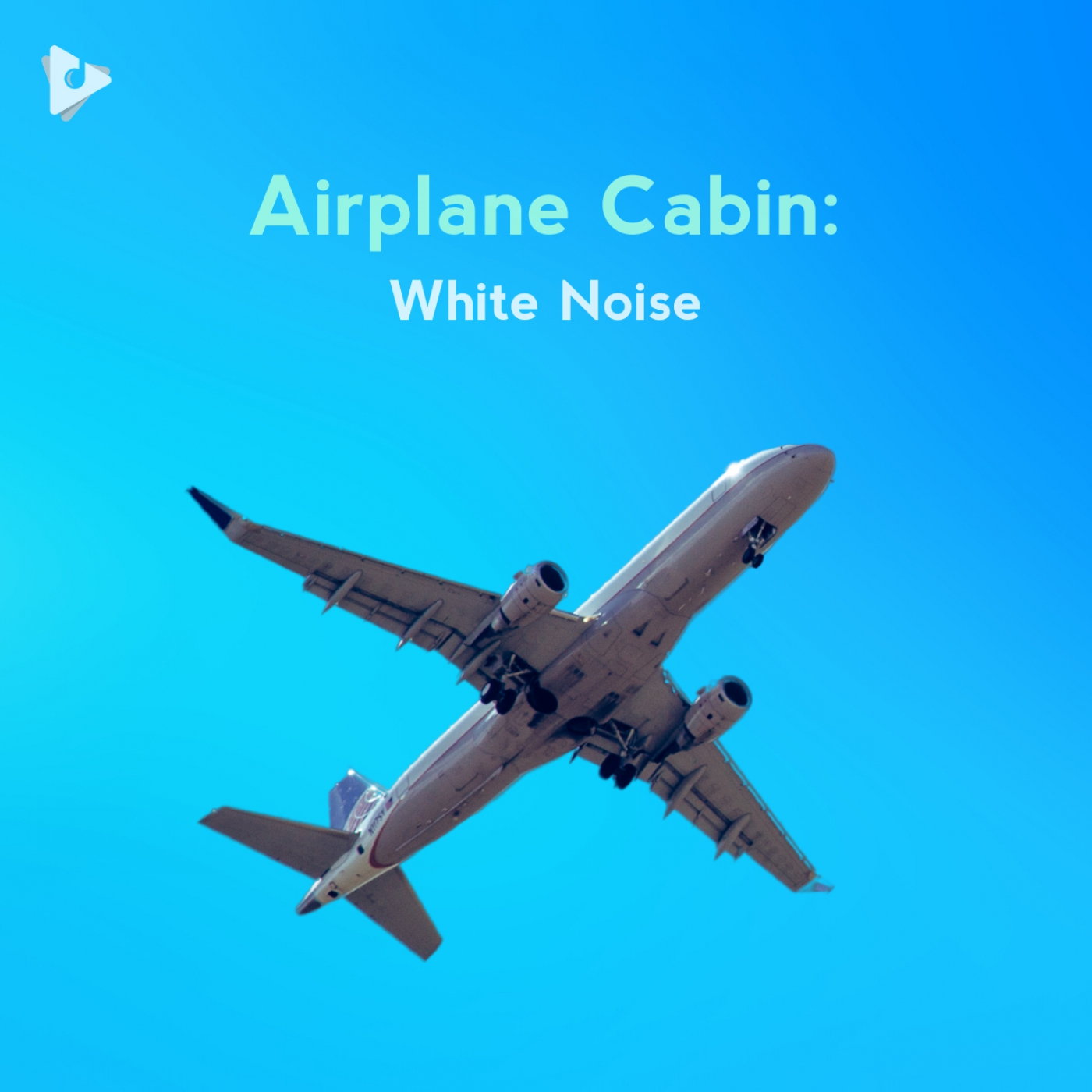 Airplane Cabin: White Noise