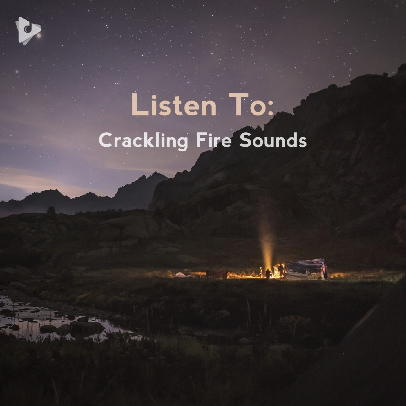 Listen To: Crackling Fire Sounds