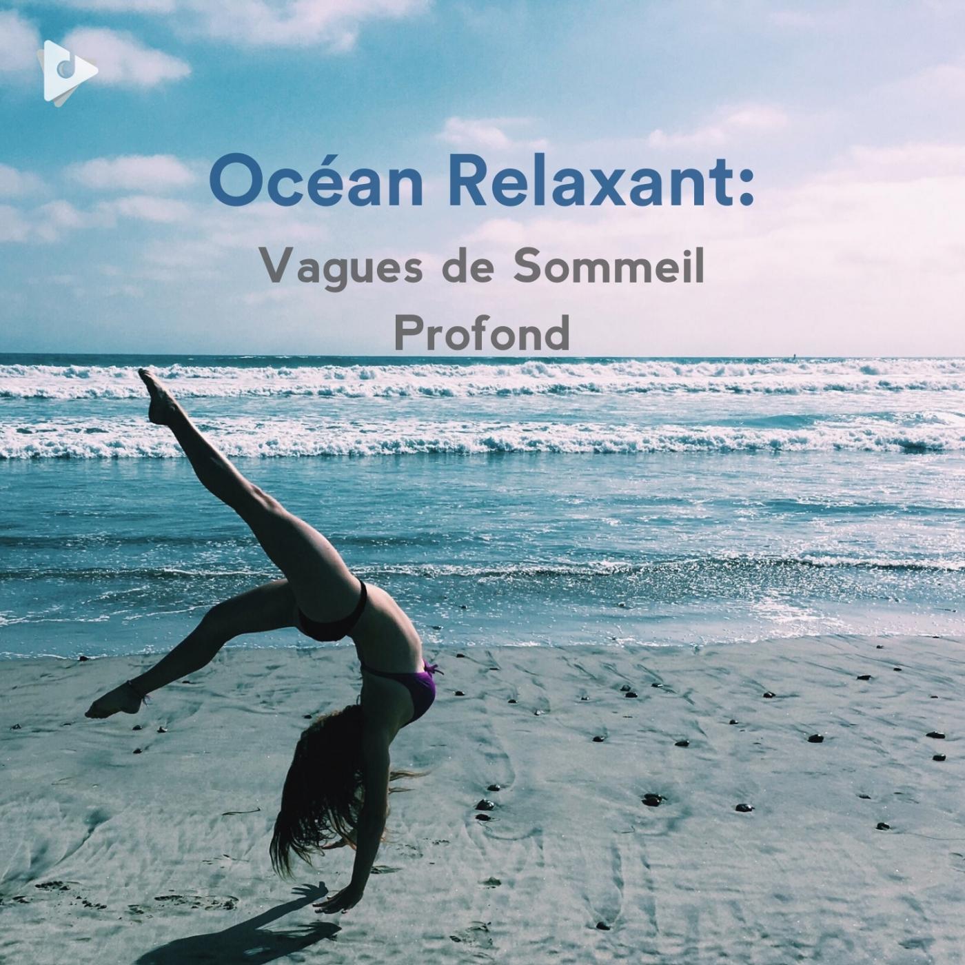 Océan Relaxant: Vagues de Sommeil Profond