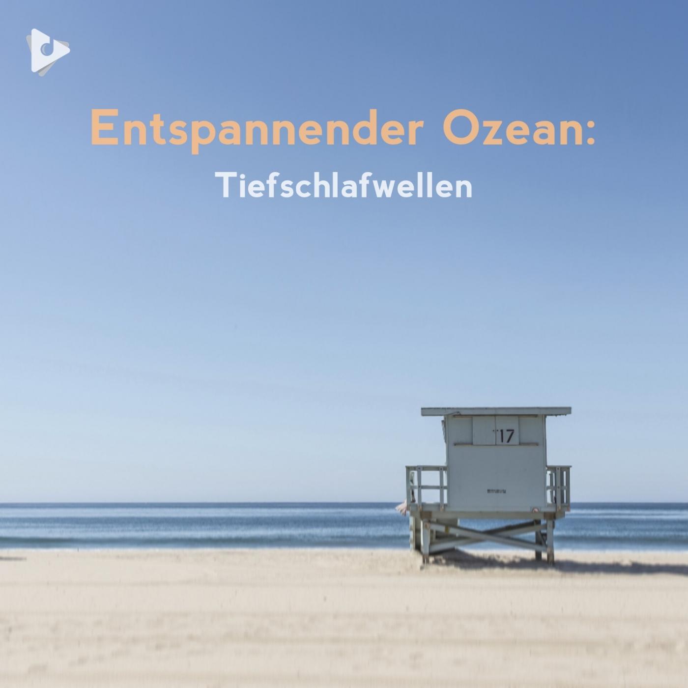 Entspannender Ozean: Tiefschlafwellen