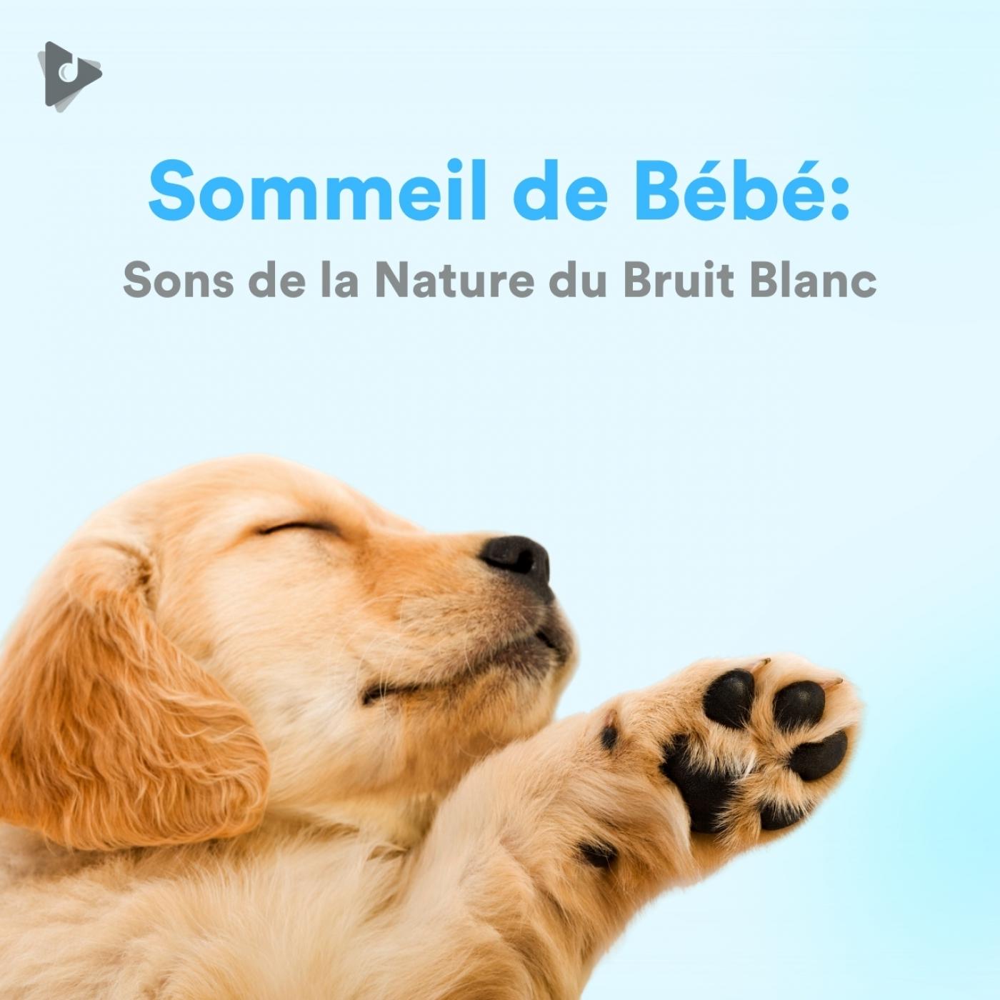 Sommeil de Bébé: Bruit Blanc Statique