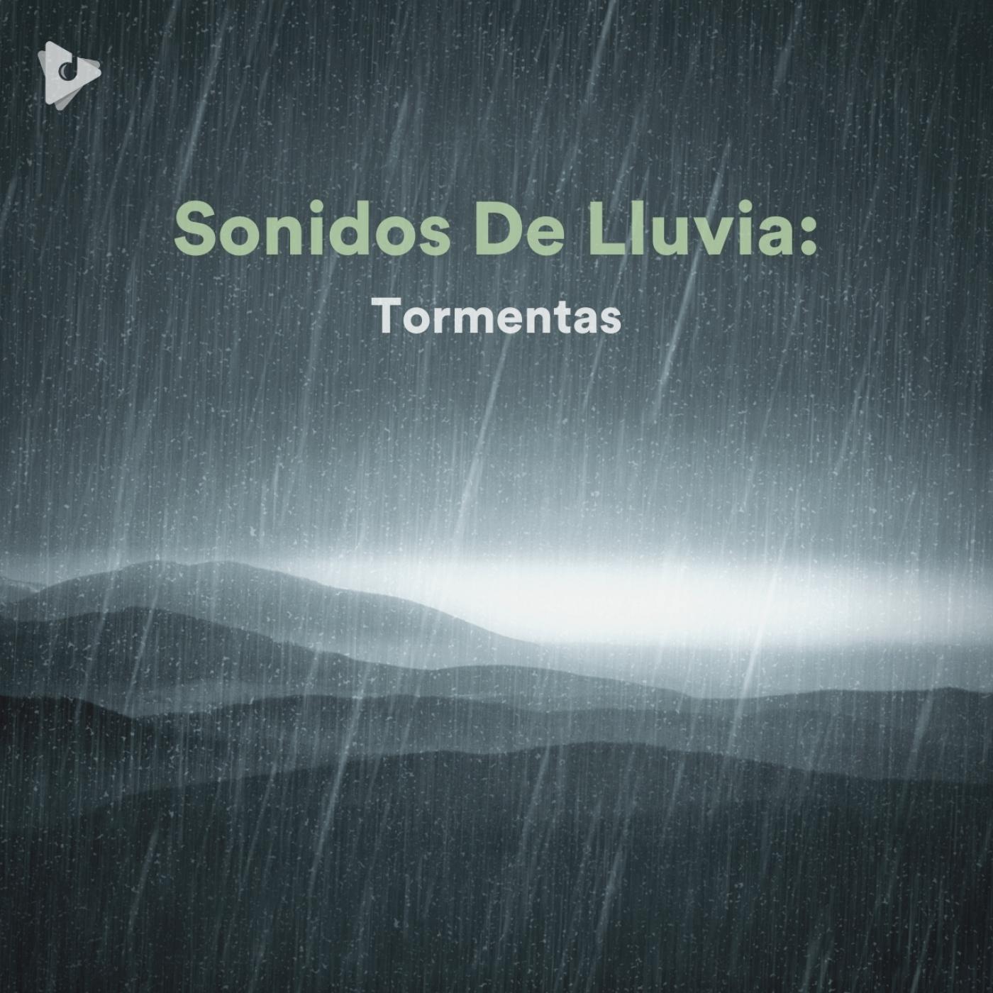 Sonidos De Lluvia: Tormenta