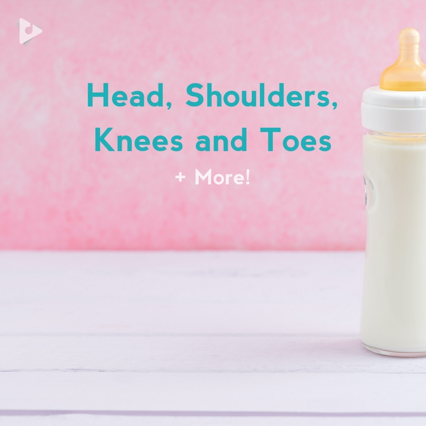 Head, Shoulders, Knees and Toes + More!
