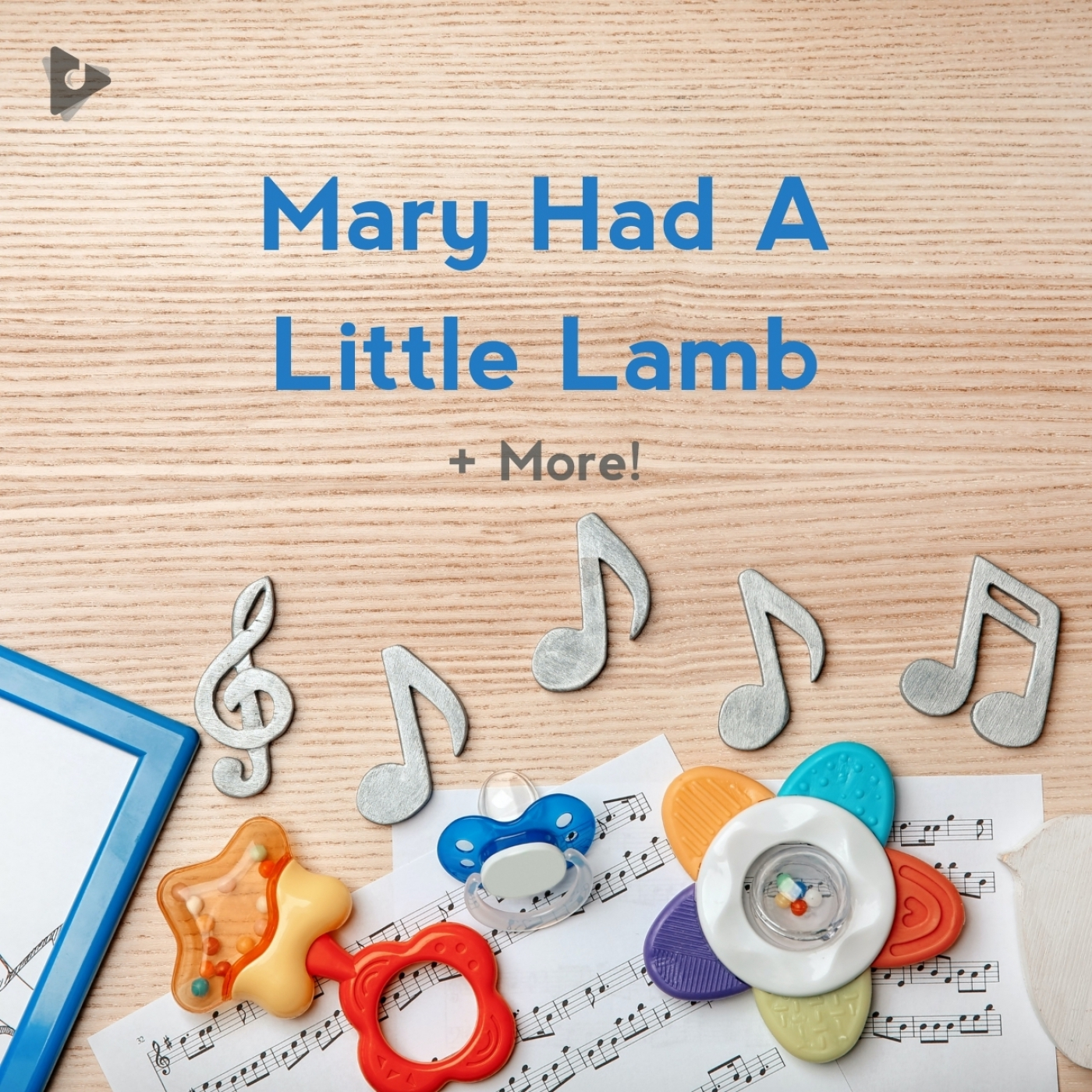 Mary Had A Little Lamb + More!