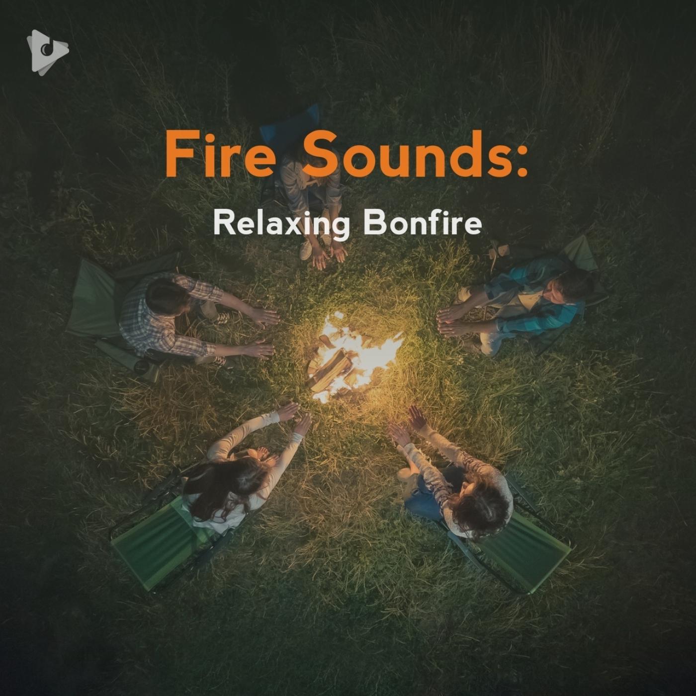 Fire Sounds: Relaxing Bonfire