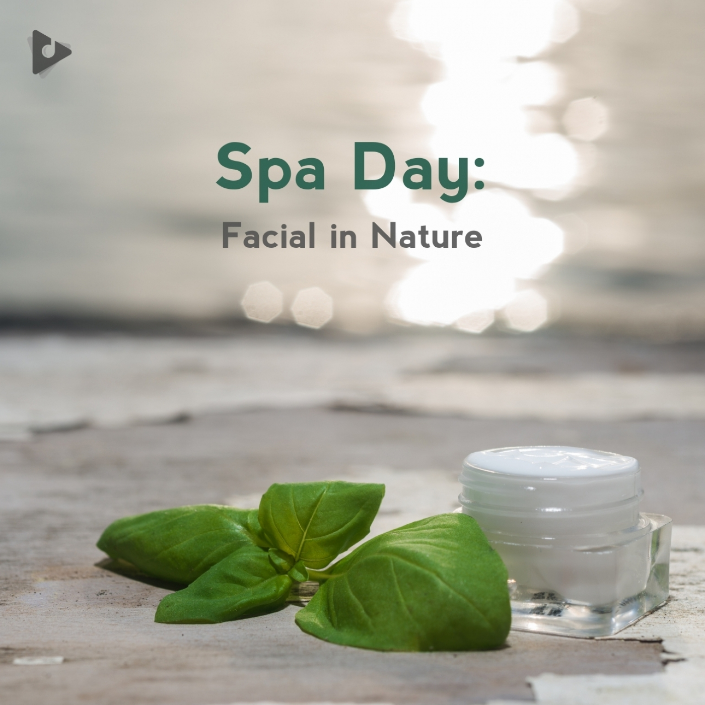 Spa Day: Facial in Nature