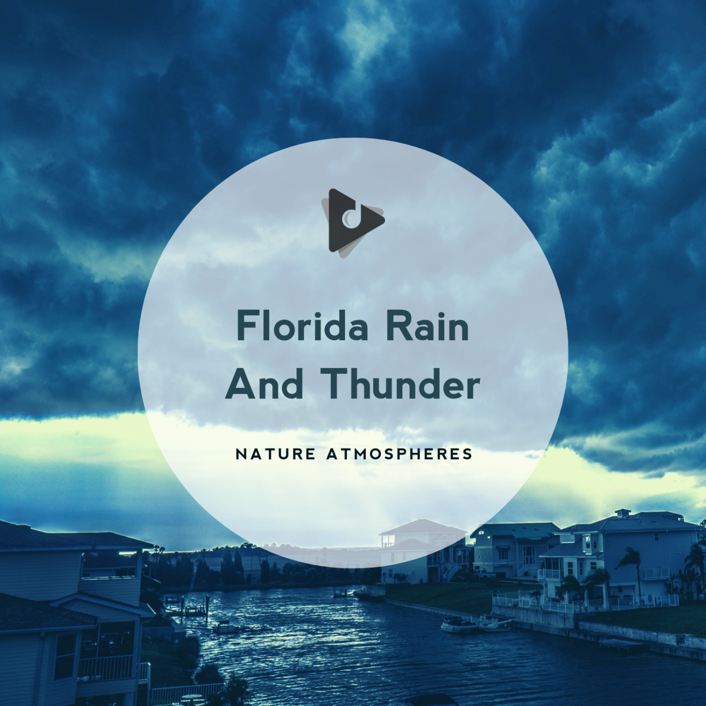 Florida Rain And Thunder