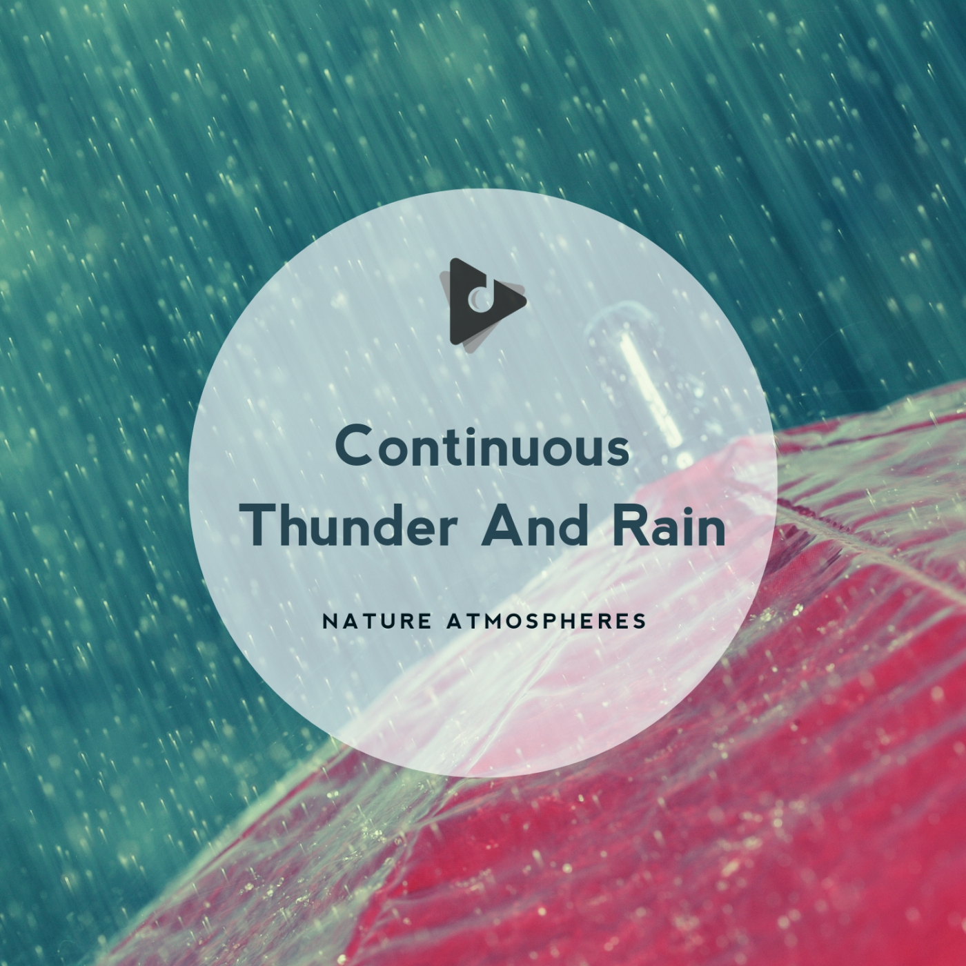 Continuous Thunder And Rain