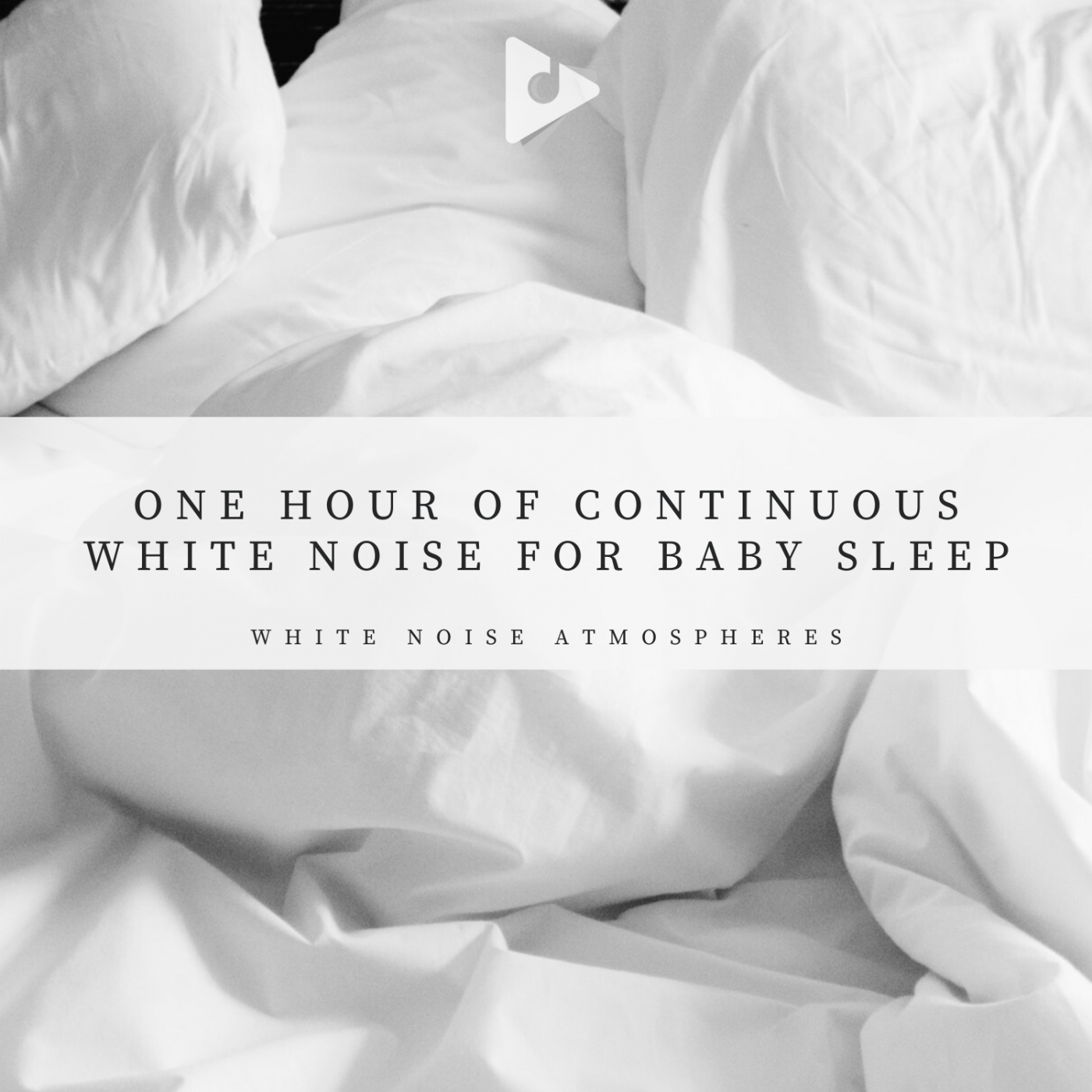 1 Hour of Continuous White Noise For Baby Sleep