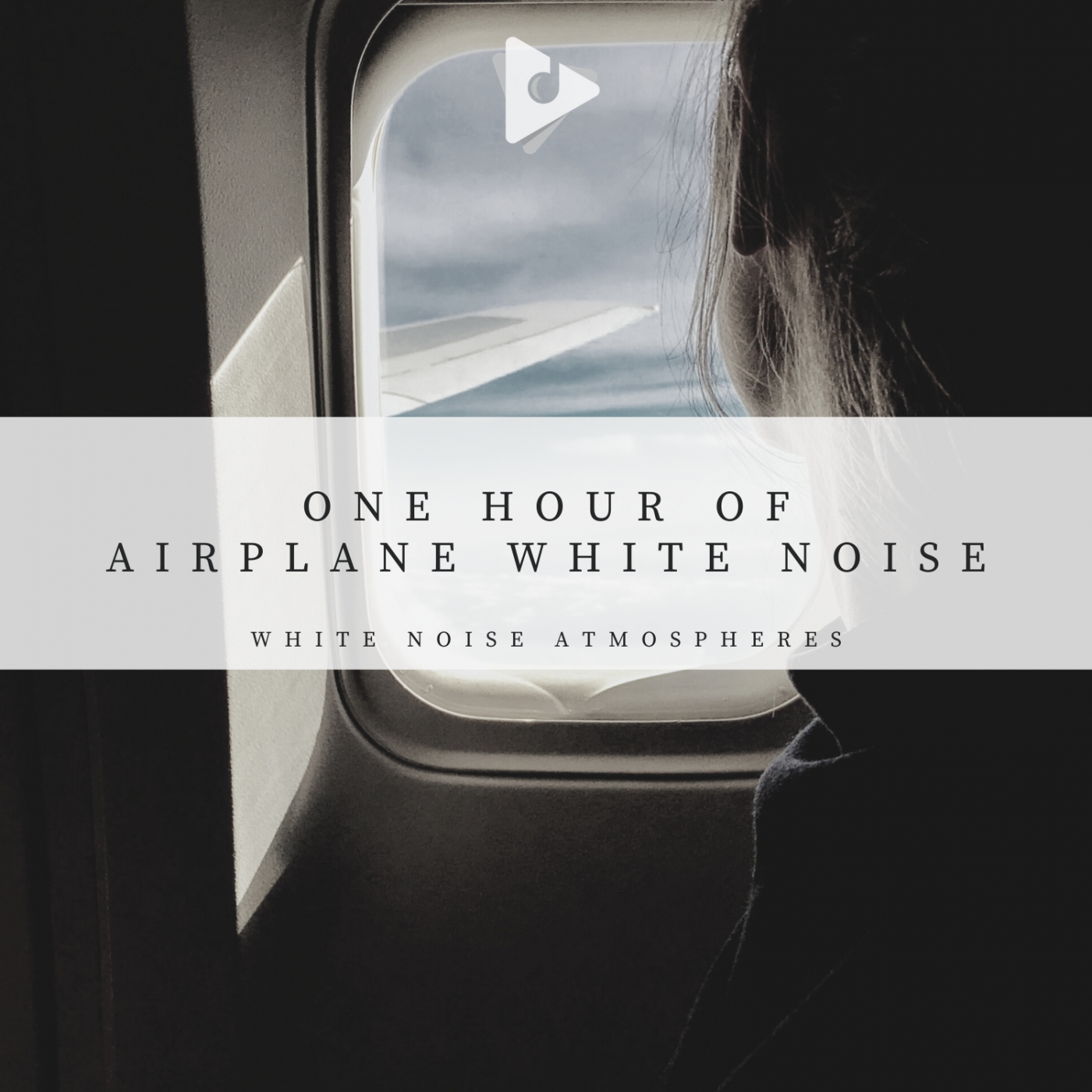 1 Hour of Airplane White Noise