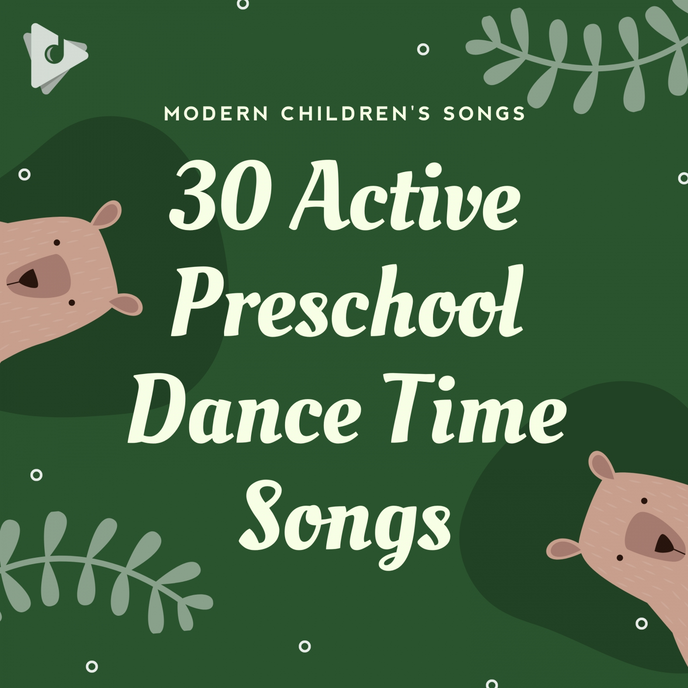 30 Active Preschool Dance Time Songs
