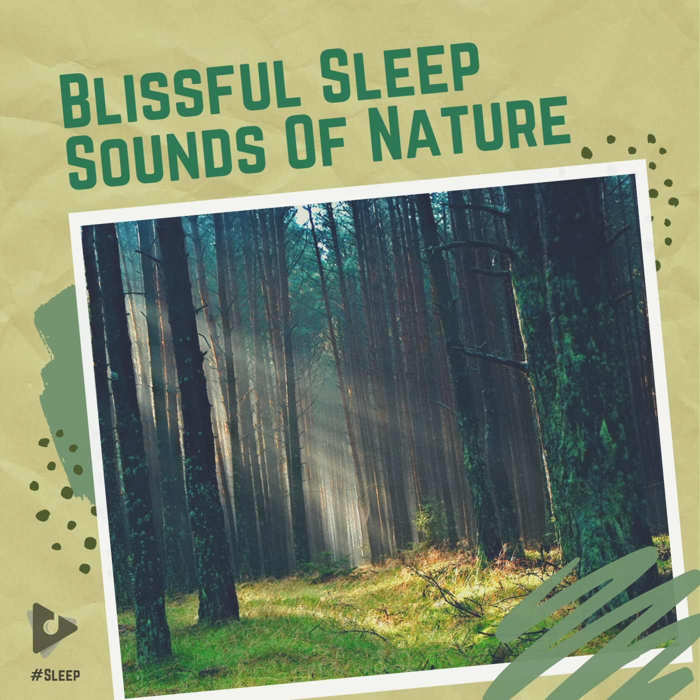 Blissful Sleep Sounds of Nature
