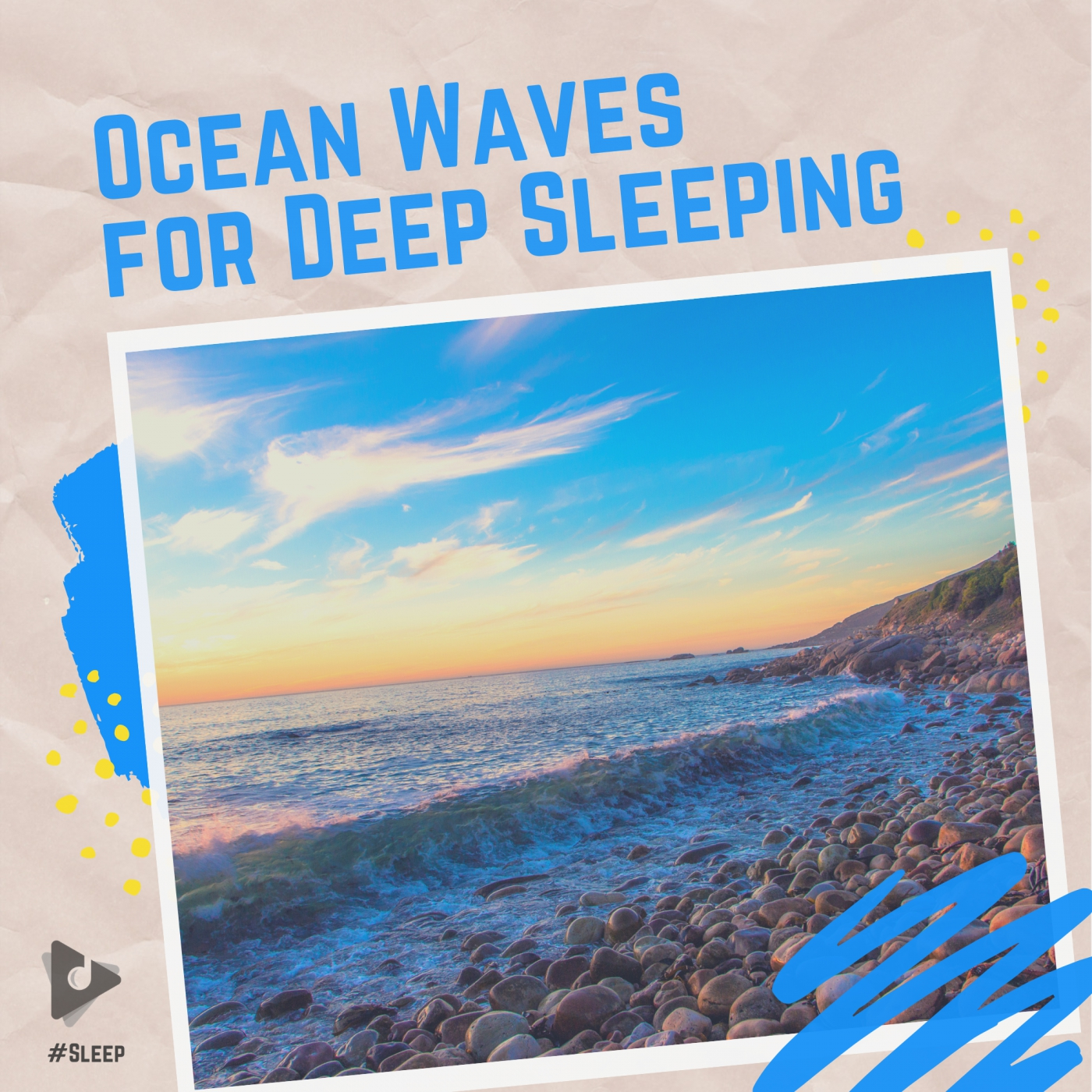 Ocean Waves for Deep Sleeping