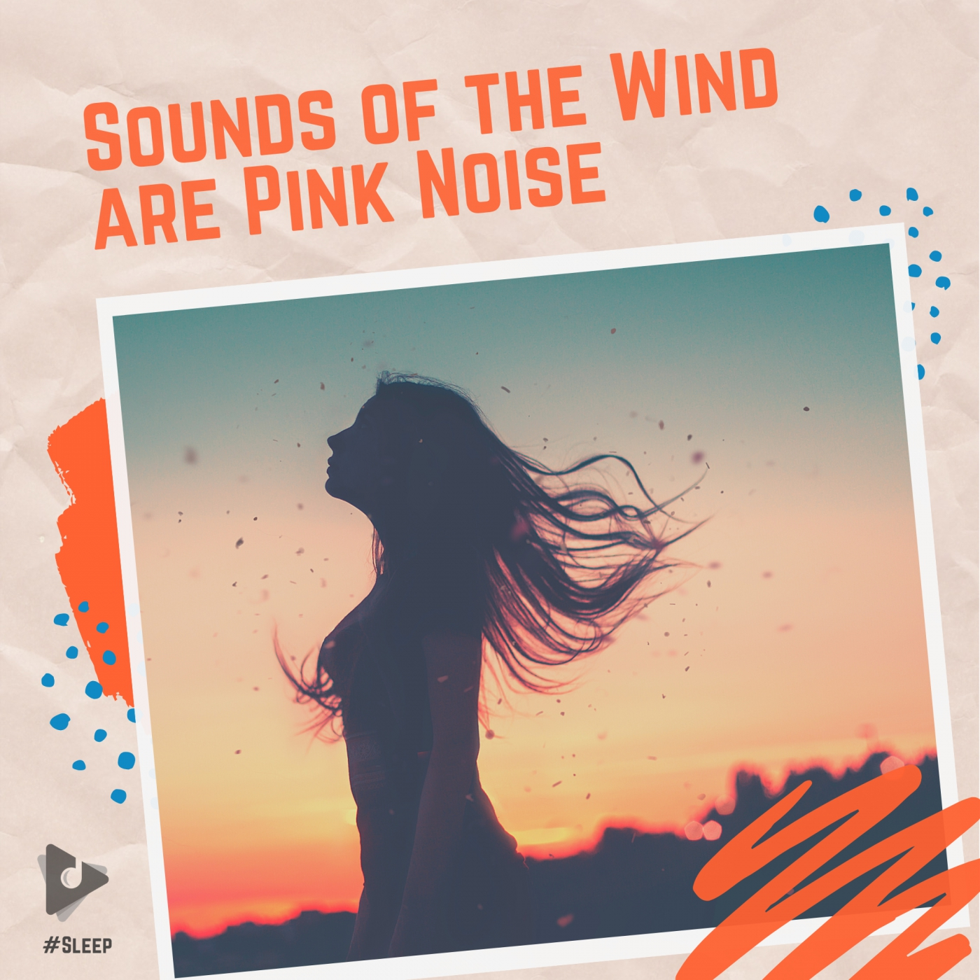 Sounds of the Wind are Pink Noise