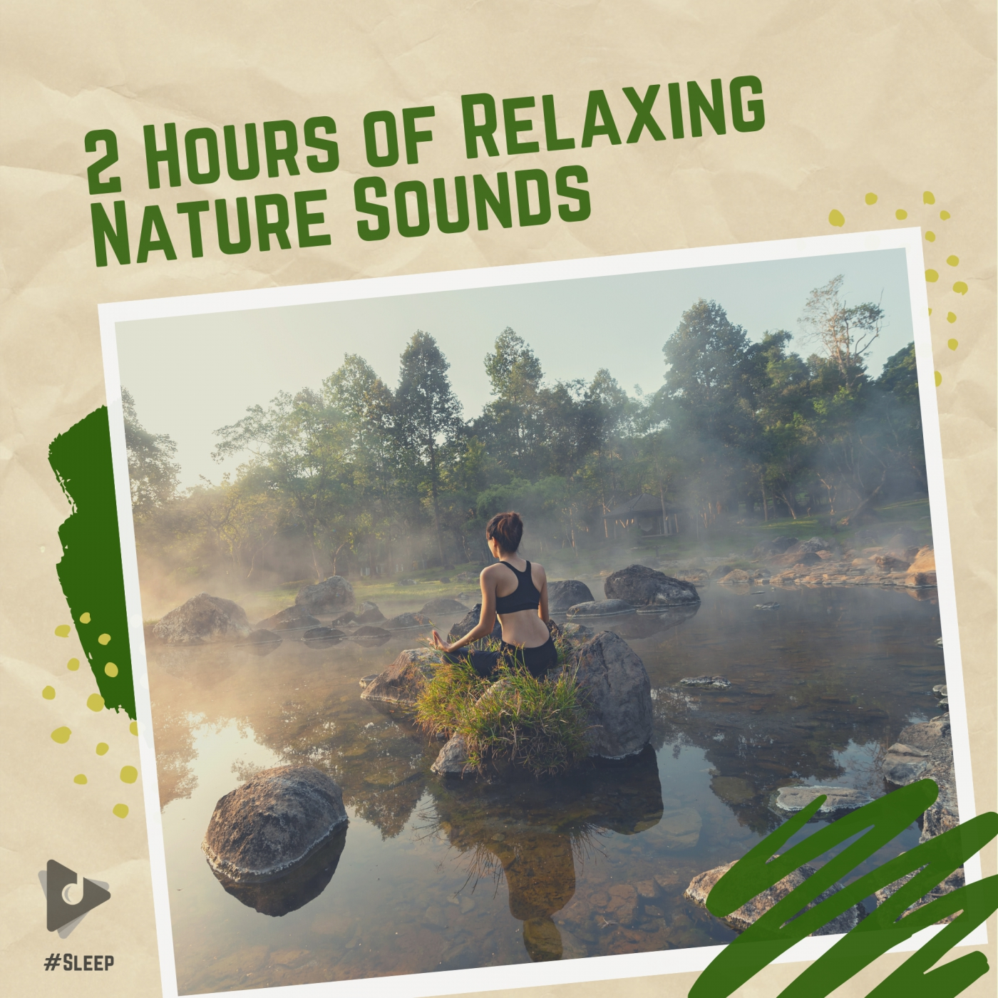 2 Hours of Relaxing Nature Sounds