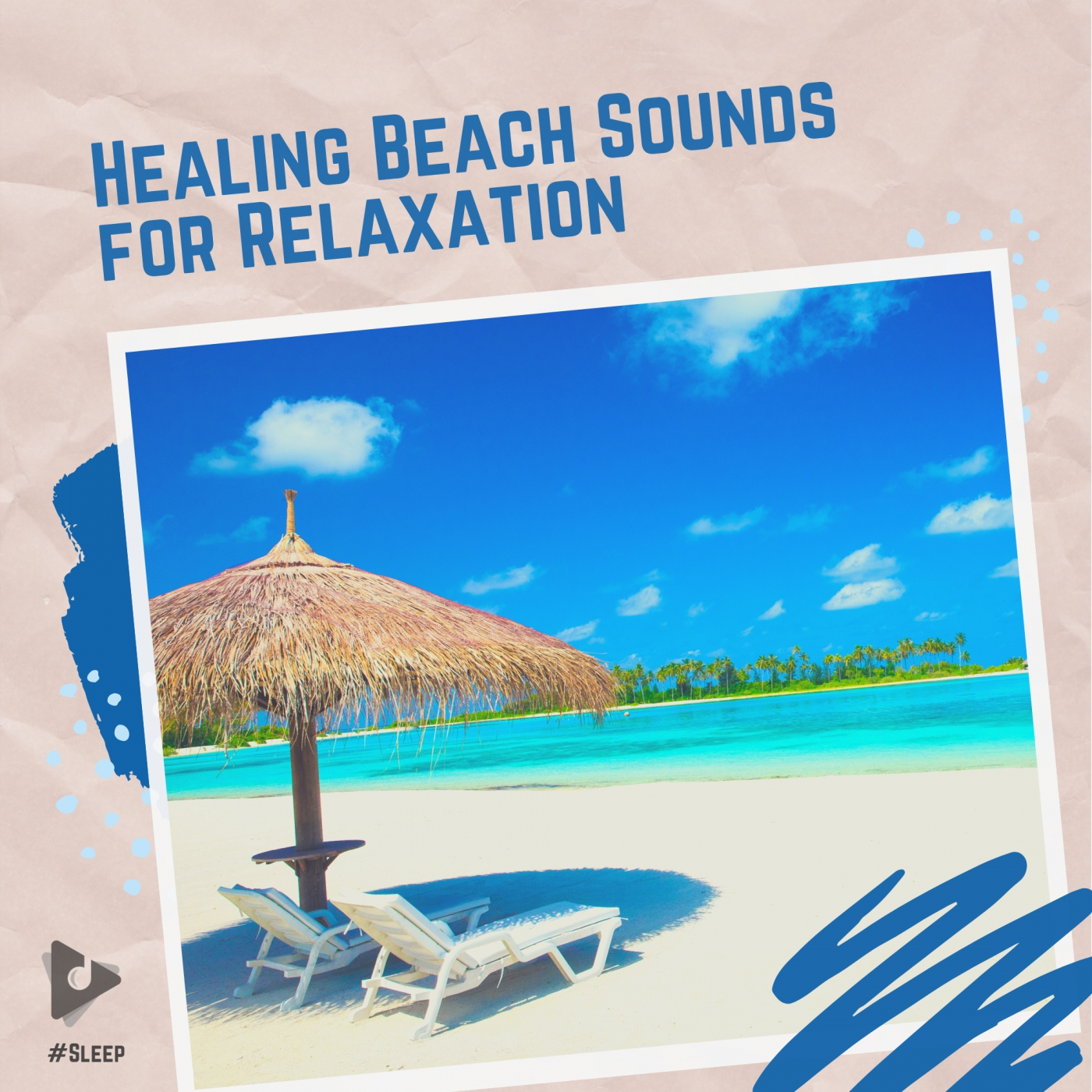 Healing Beach Sounds for Relaxation