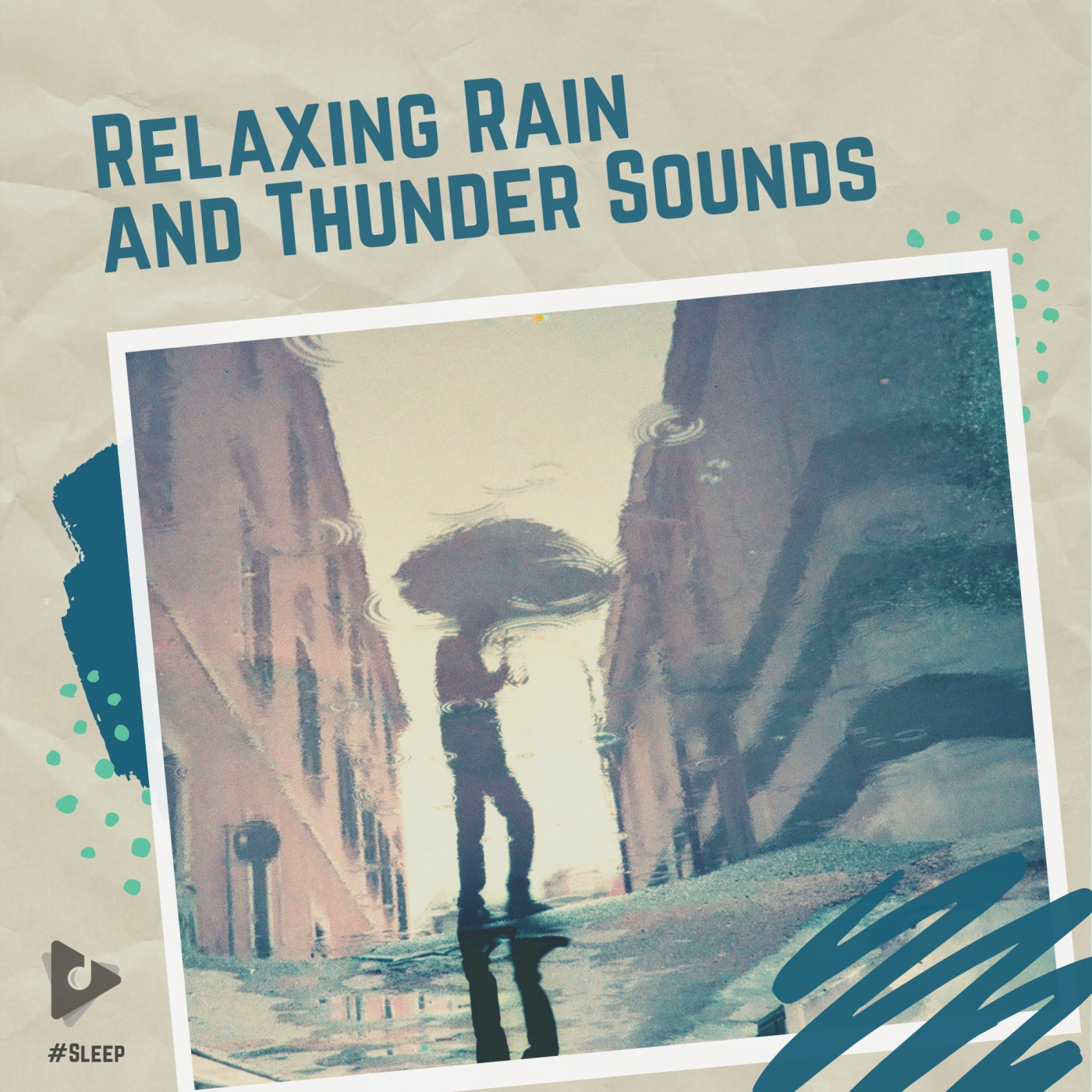 Relaxing Rain and Thunder Sounds