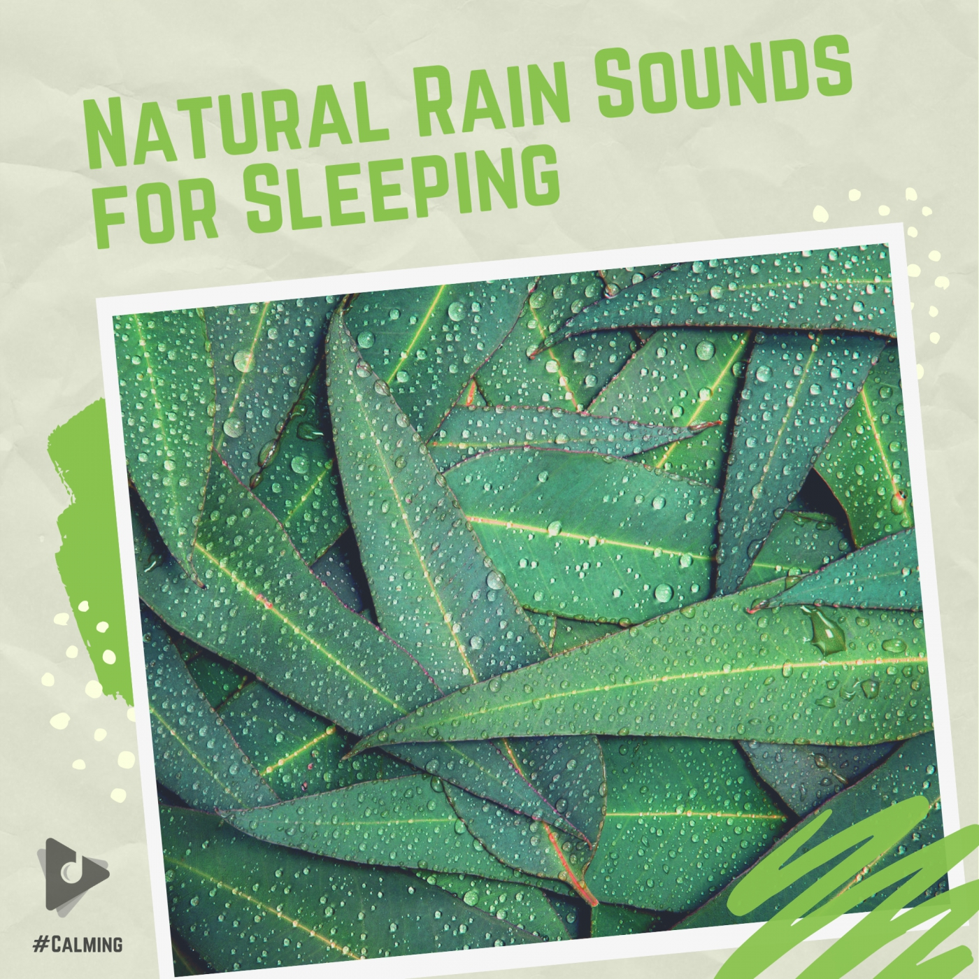 Natural Rain Sounds for Sleeping