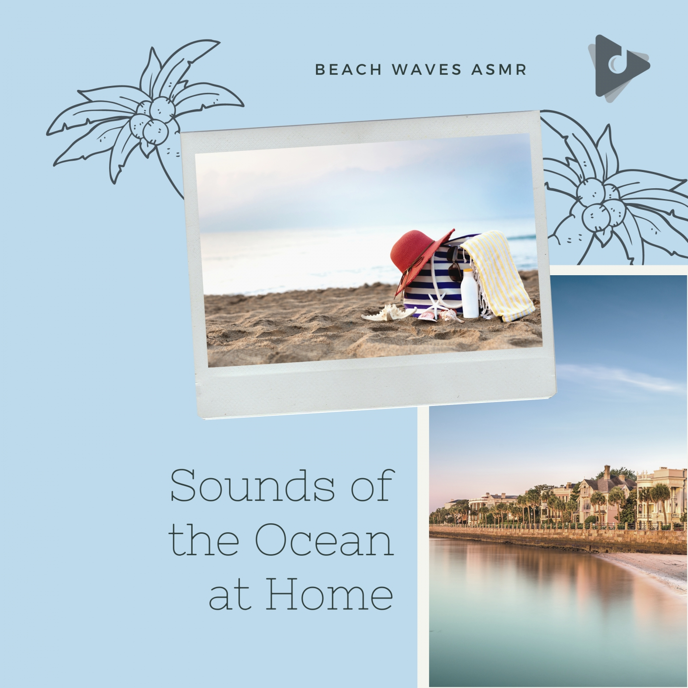 Sounds of the Ocean at Home