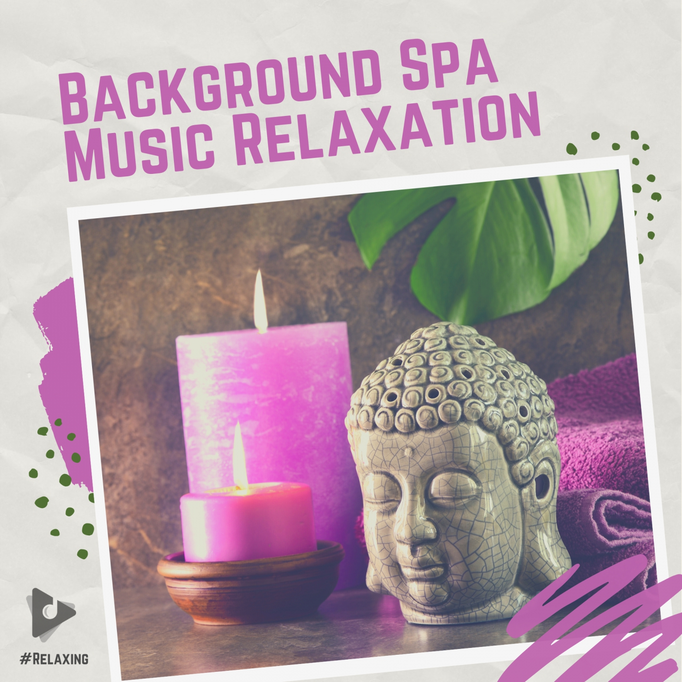 Background Spa Music Relaxation