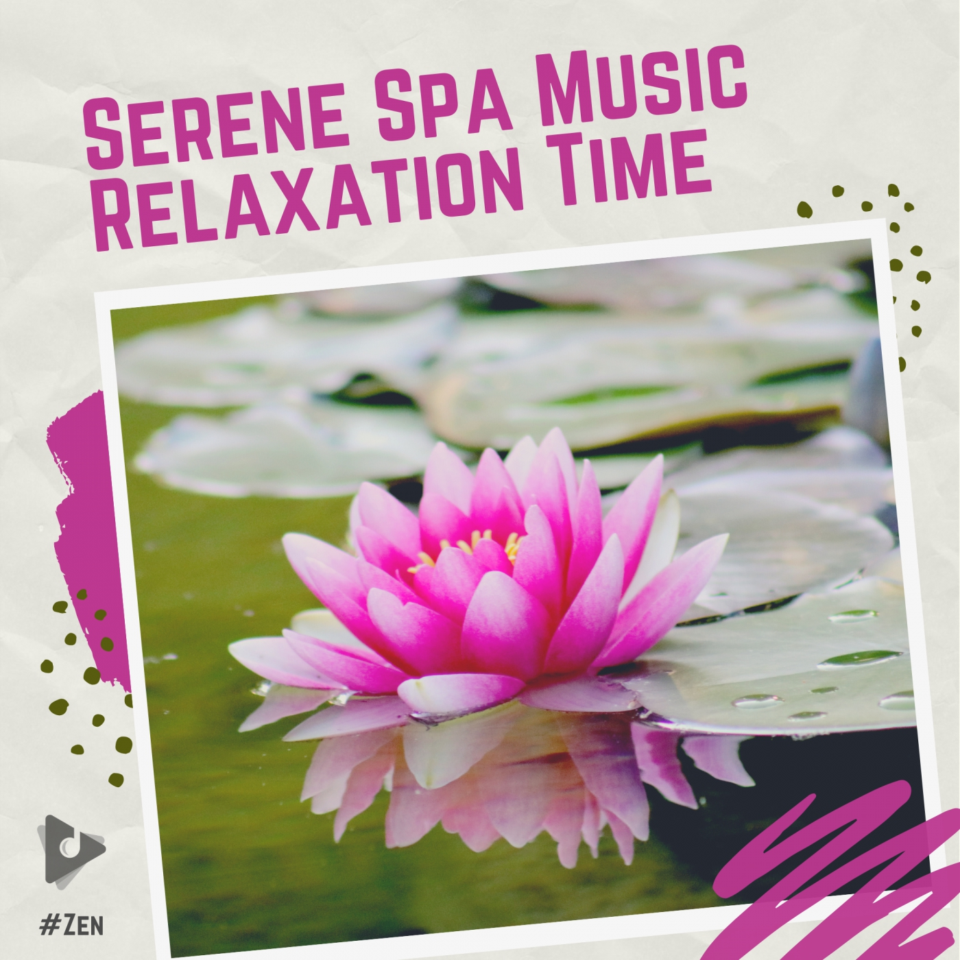 Serene Spa Music Relaxation Time