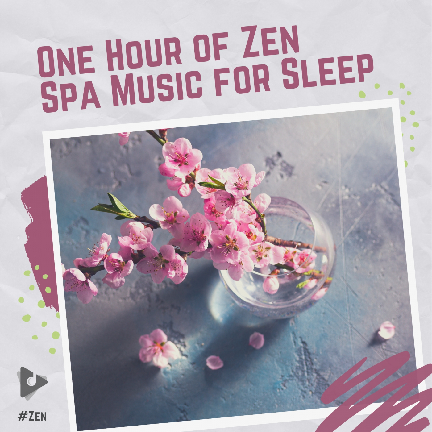 One Hour of Zen Spa Music for Sleep