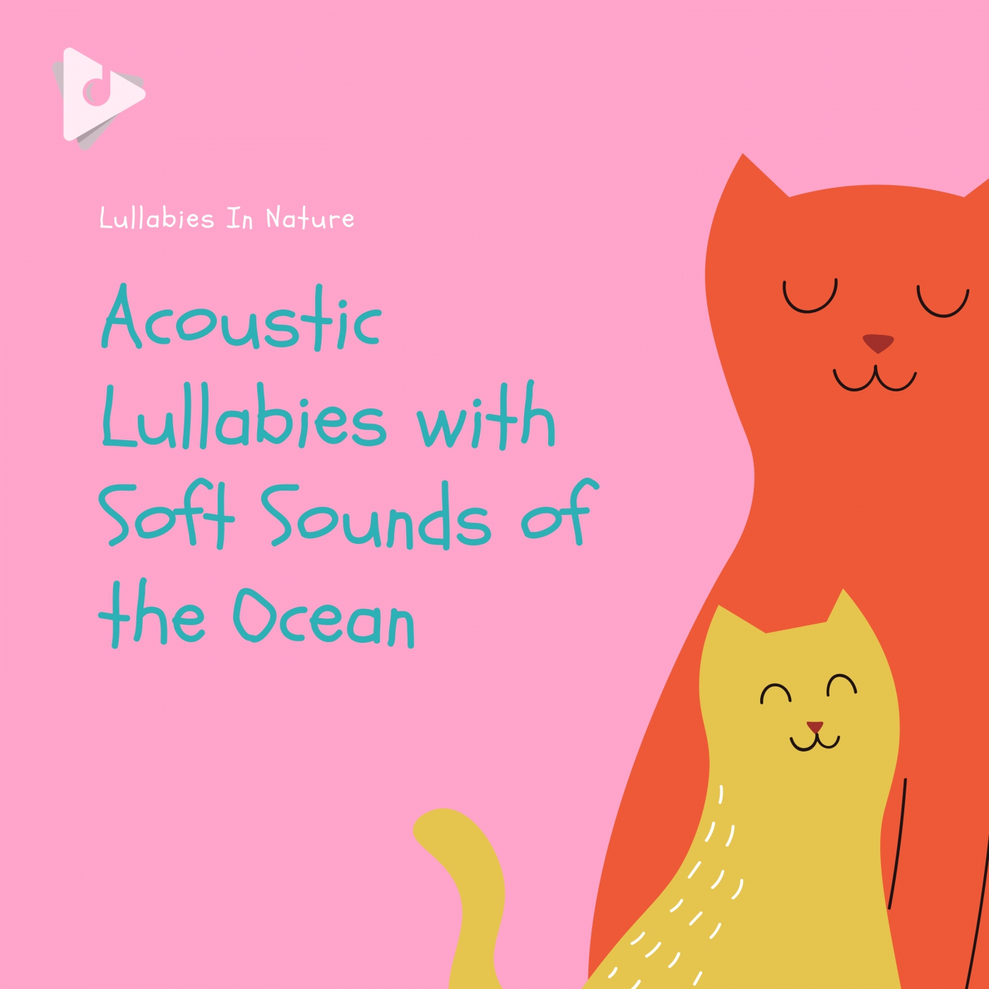 Acoustic Lullabies with Soft Sounds of the Ocean