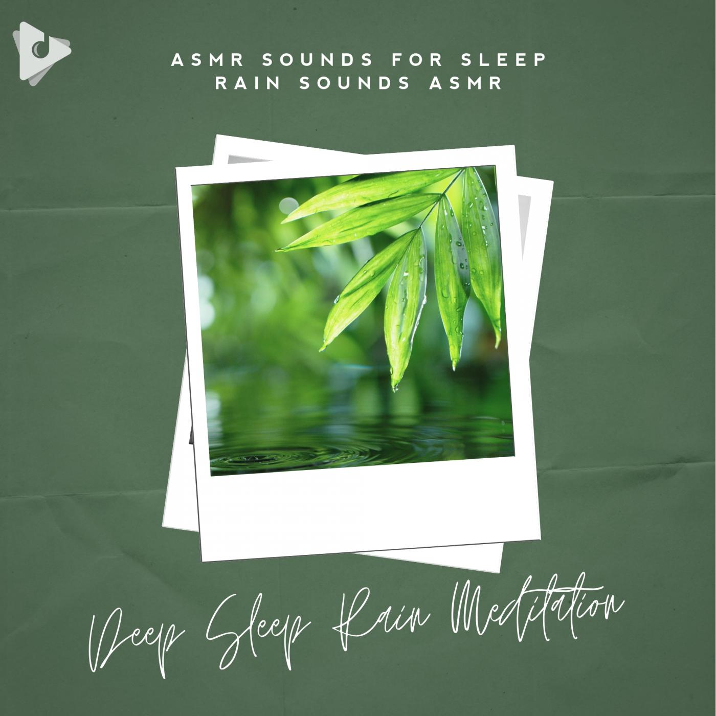 Deep Sleep Rain Meditation