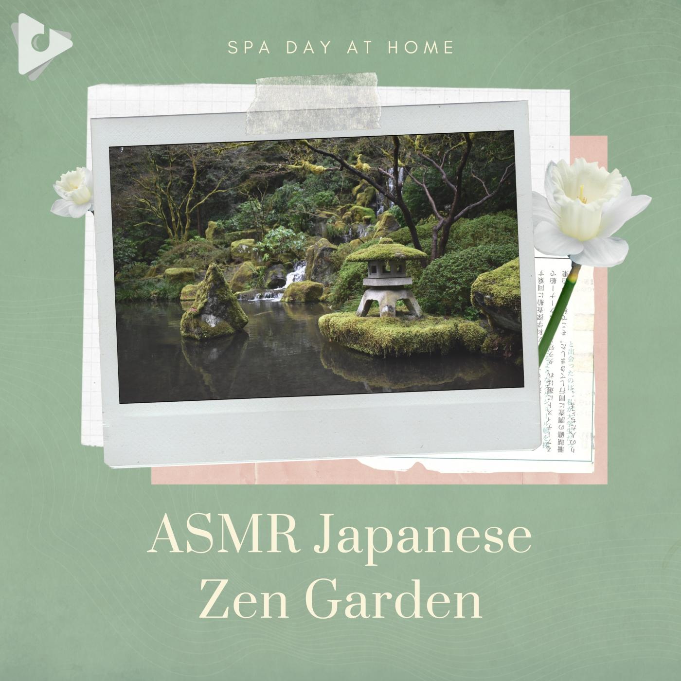 ASMR Japanese Zen Garden