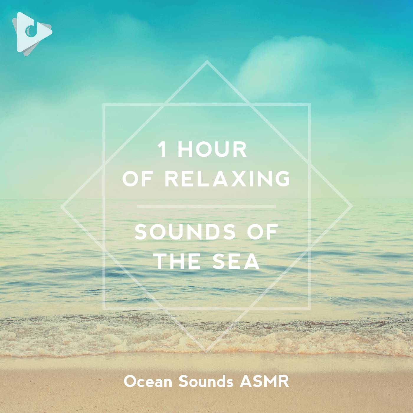 1 Hour of Relaxing Sounds of the Sea