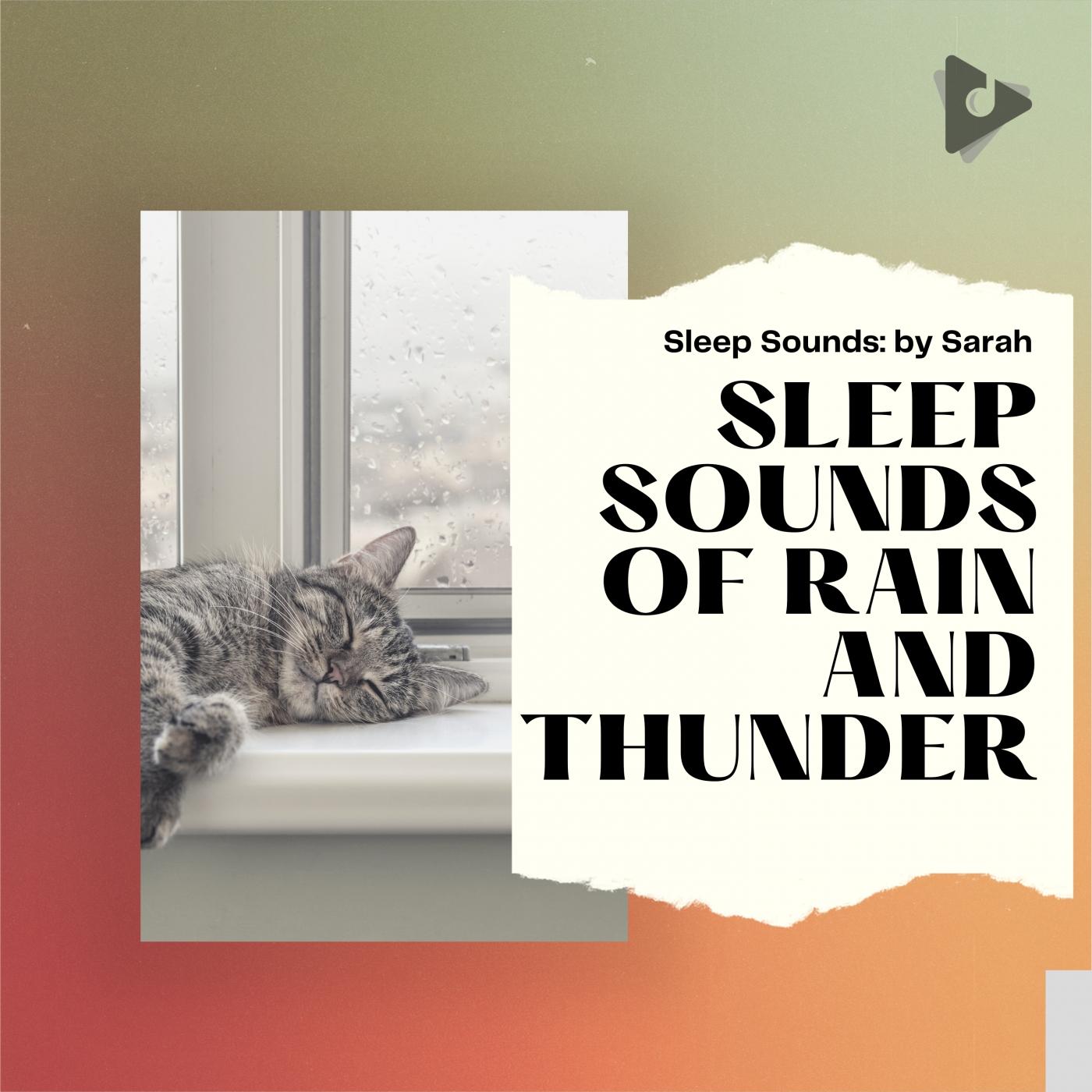 Sleep Sounds of Rain and Thunder