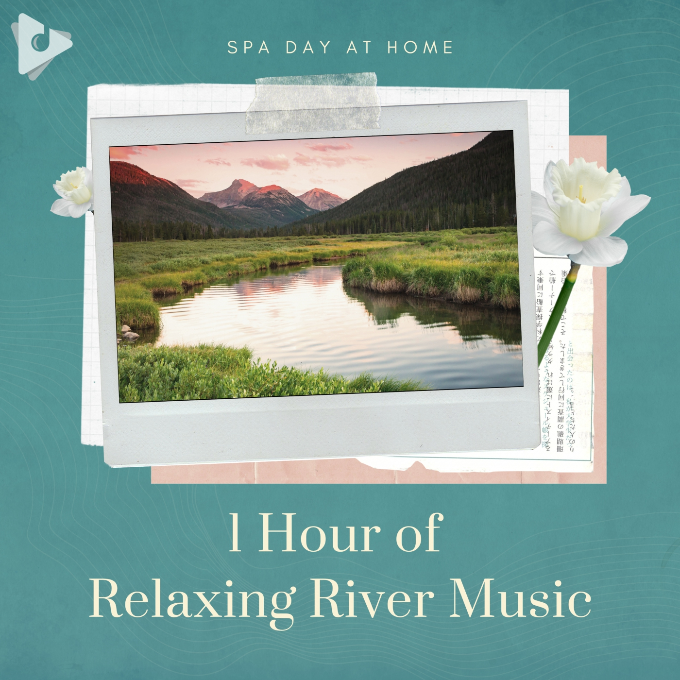 1 Hour of Relaxing River Music