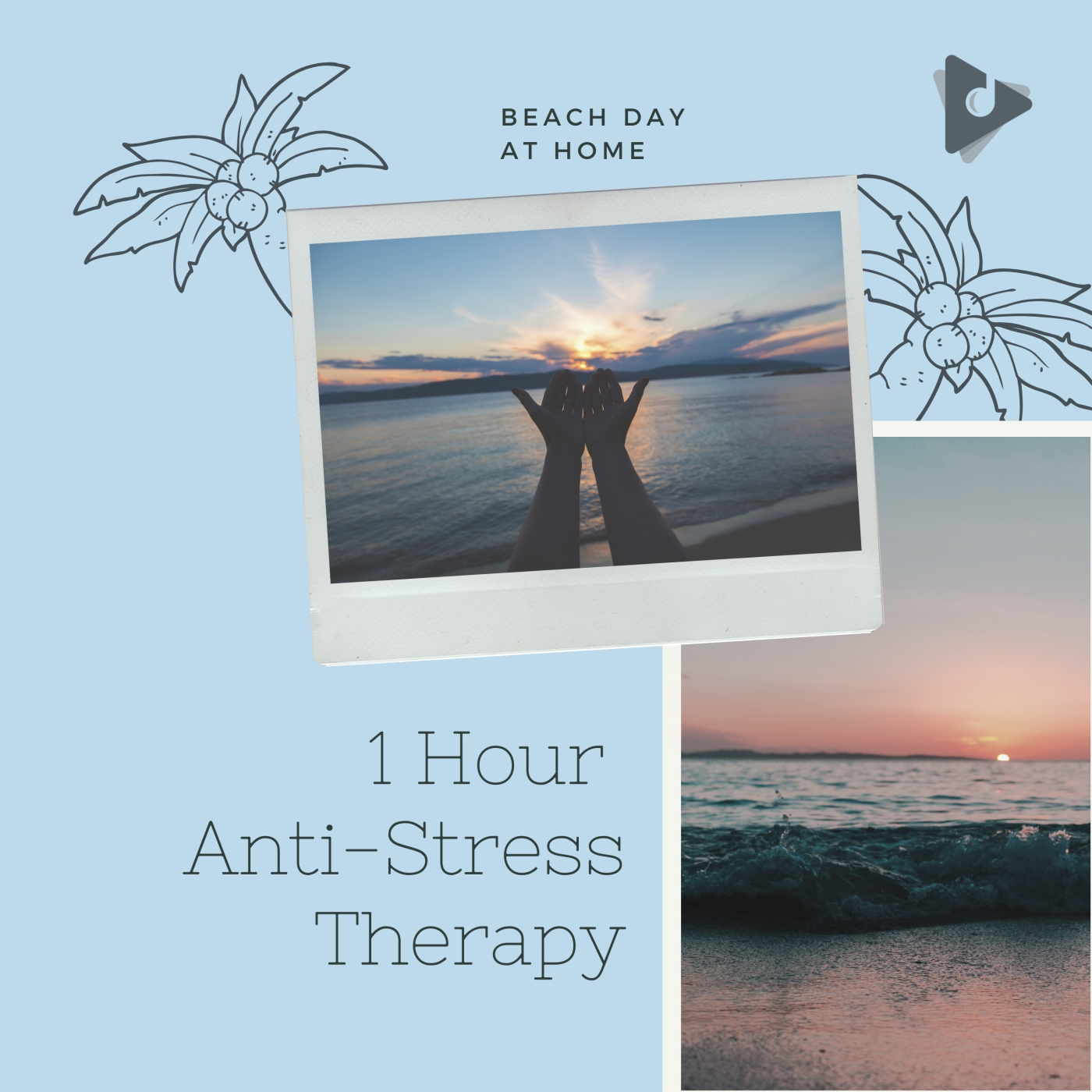 1 Hour Anti-Stress Therapy