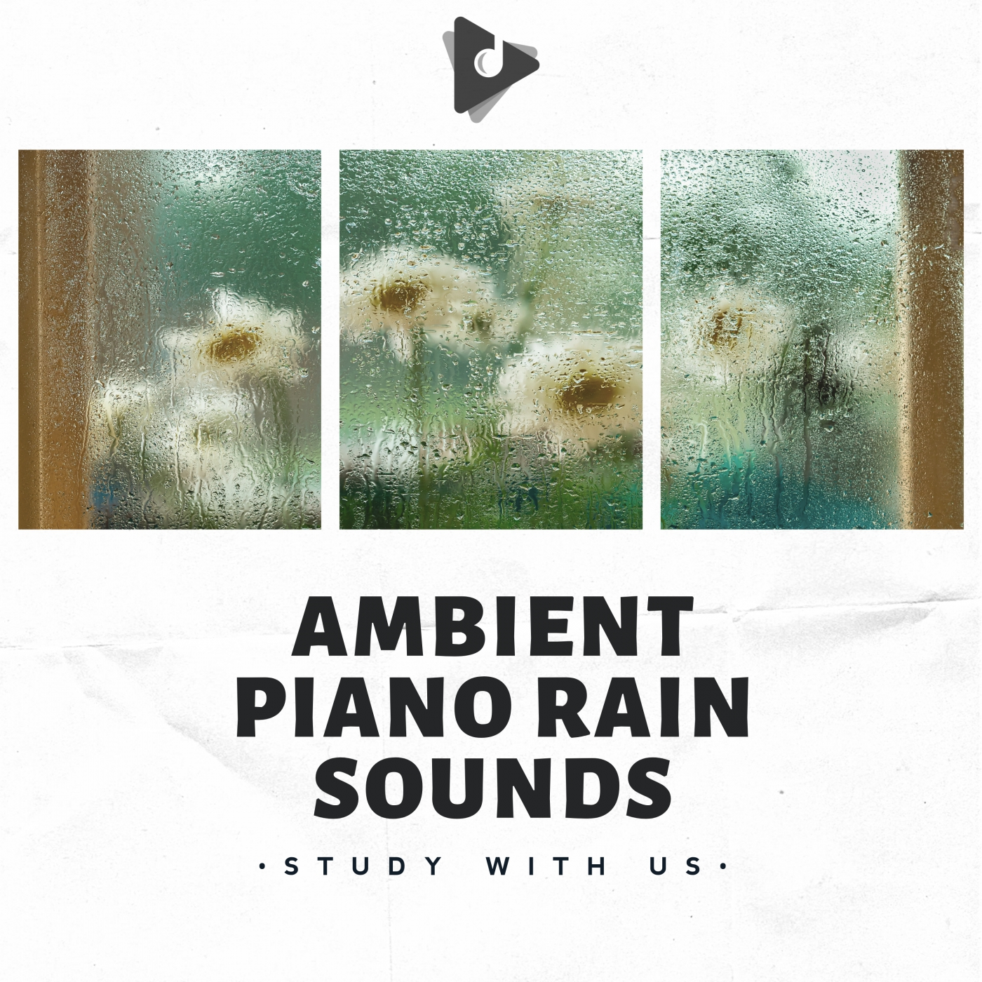 Ambient Piano Rain Sounds