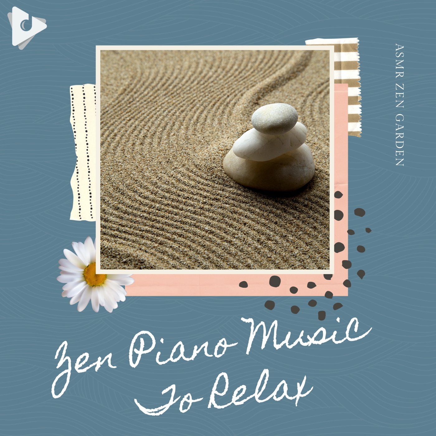 Zen Piano Music To Relax