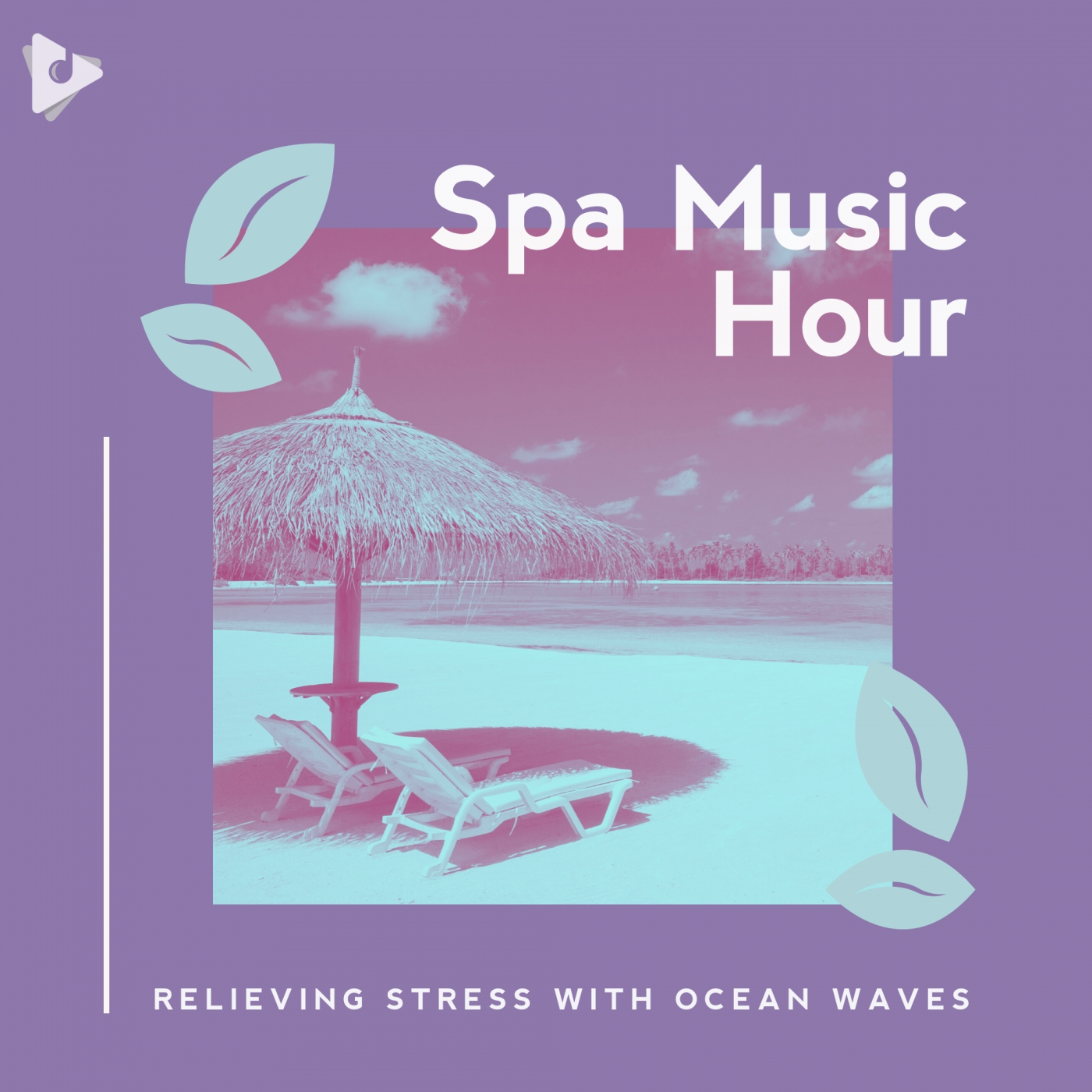 Relieving Stress with Ocean Waves