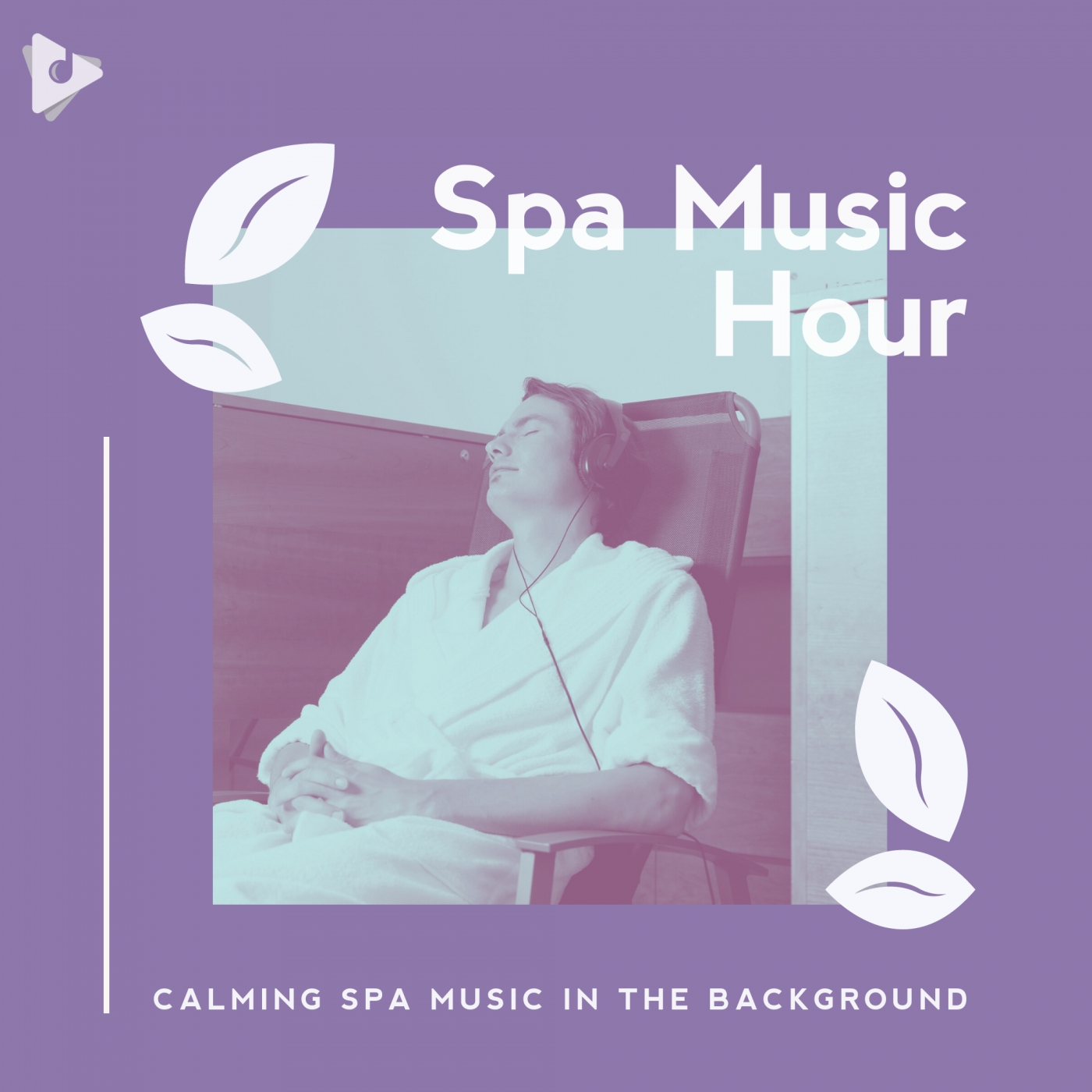 Calming Spa Music in the Background
