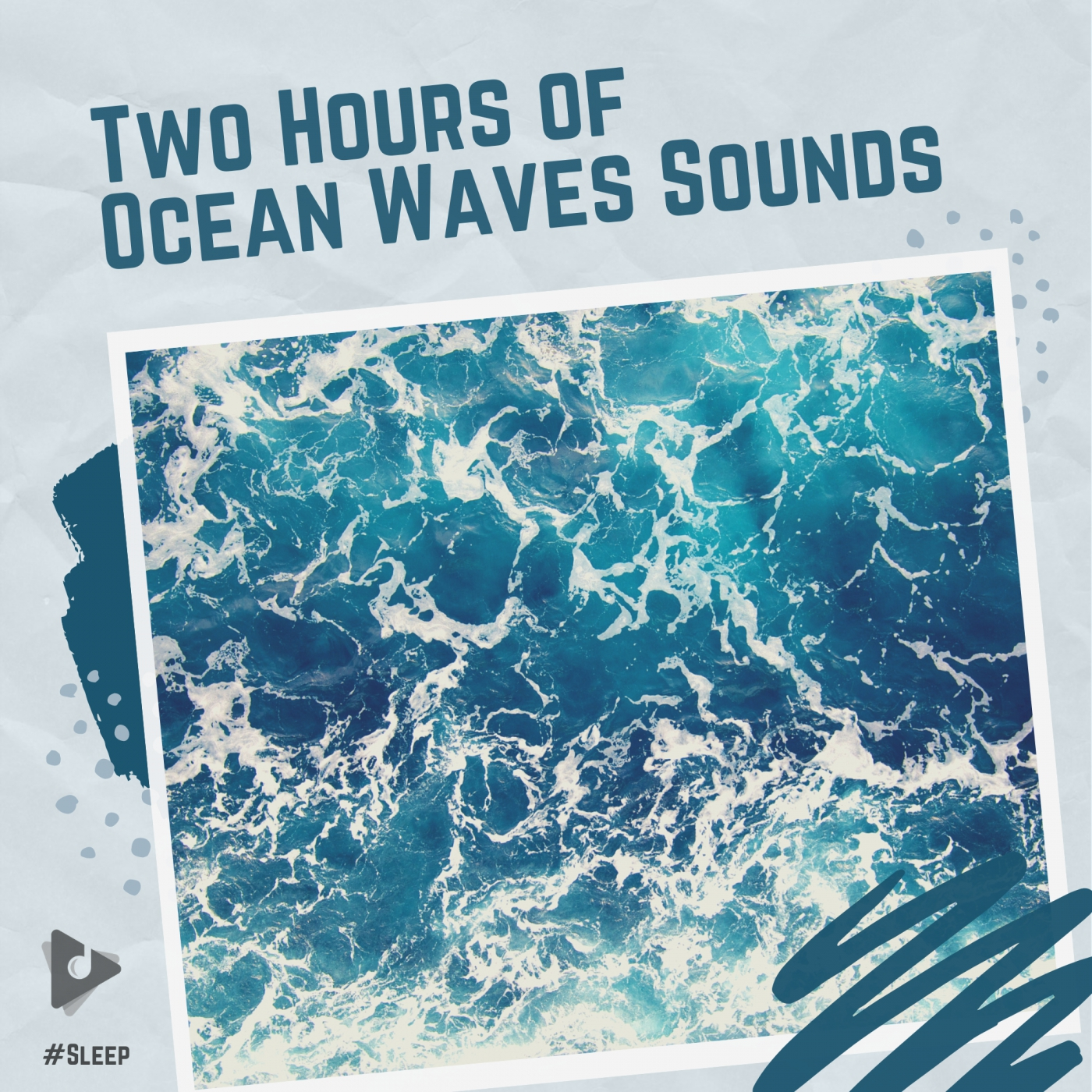 Two Hours of Ocean Waves Sounds