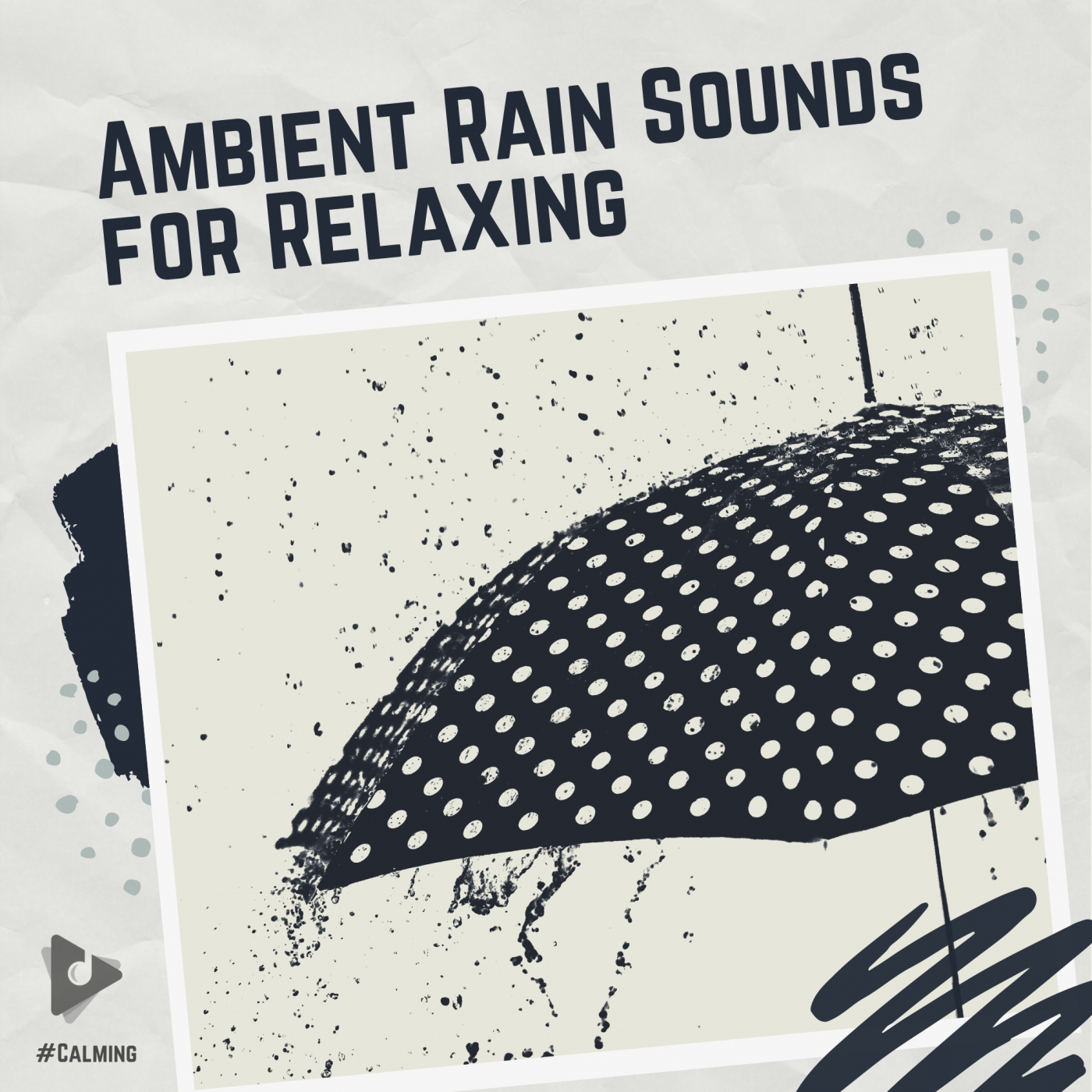Ambient Rain Sounds for Relaxing