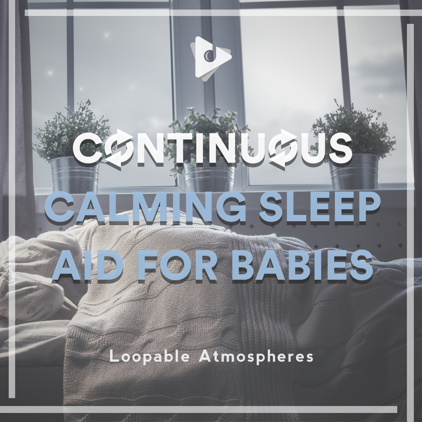 Continuous Calming Sleep Aid for Babies