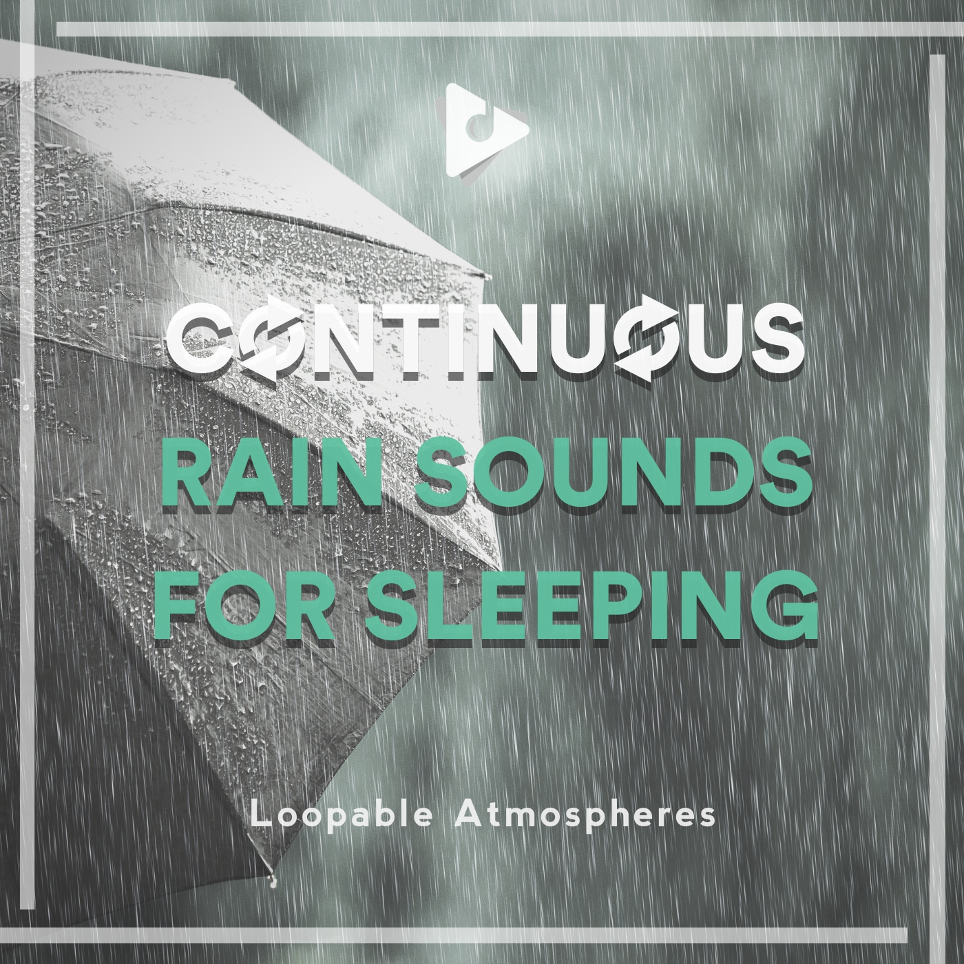 Continuous Rain Sounds for Sleeping