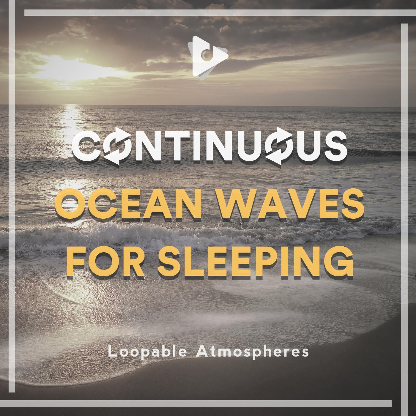 Continuous Ocean Waves for Sleeping