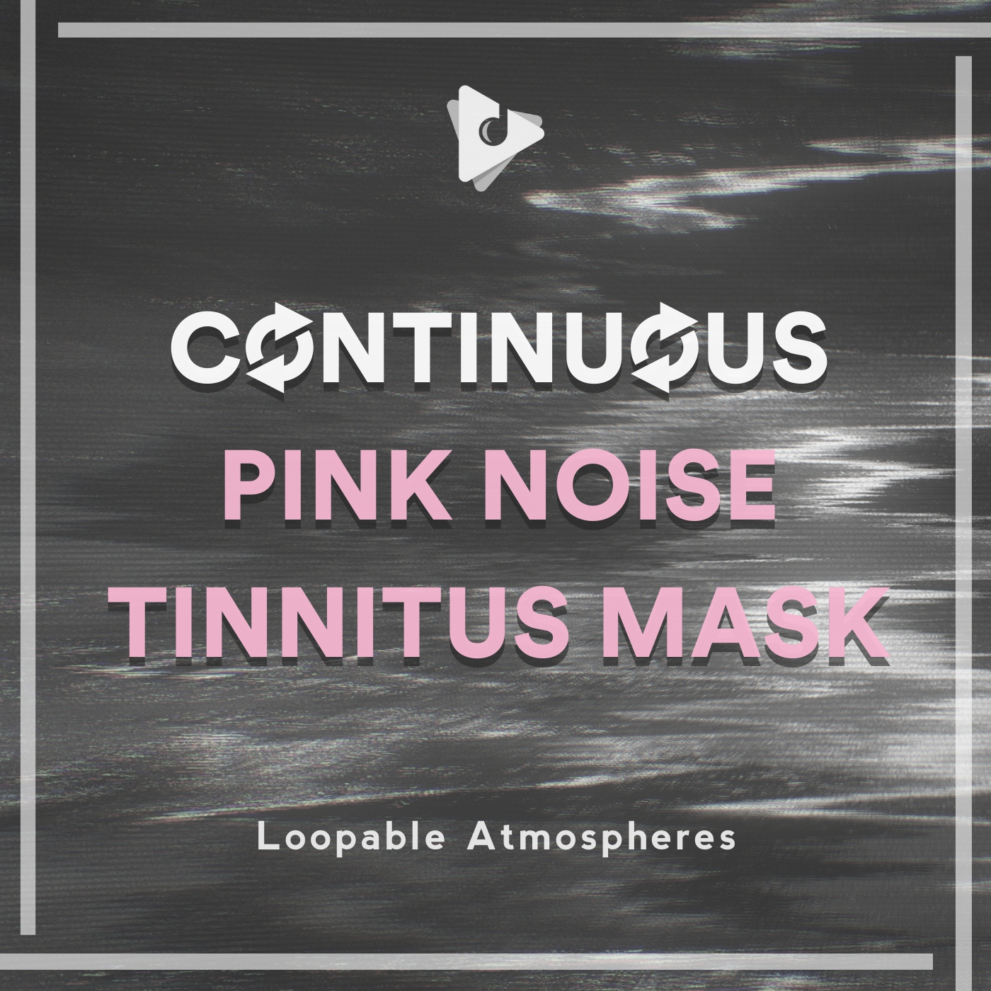 Continuous Pink Noise Tinnitus Mask