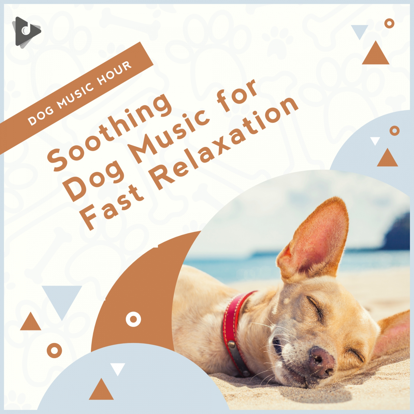 Soothing Dog Music for Fast Relaxation