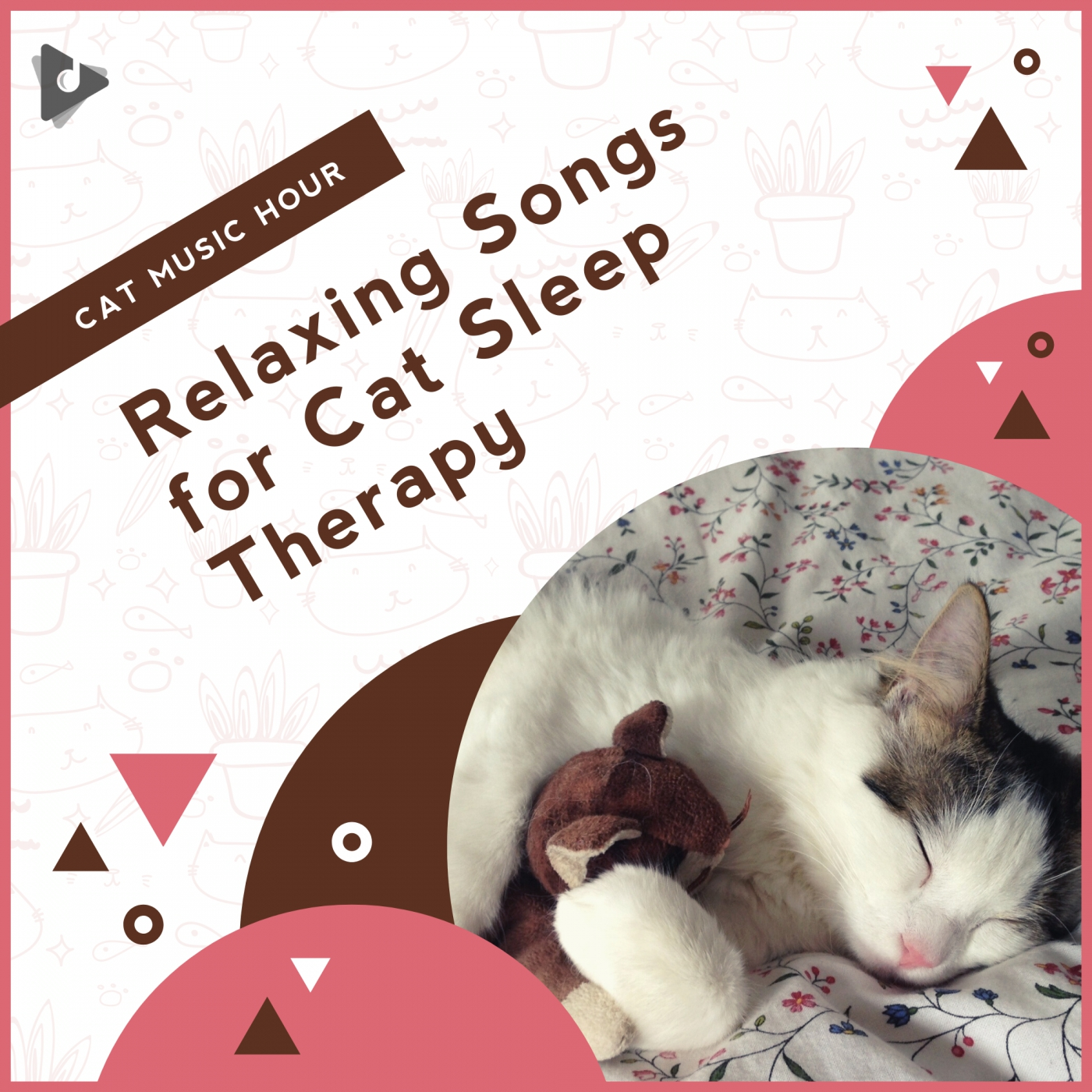 Relaxing Songs for Cat Sleep Therapy