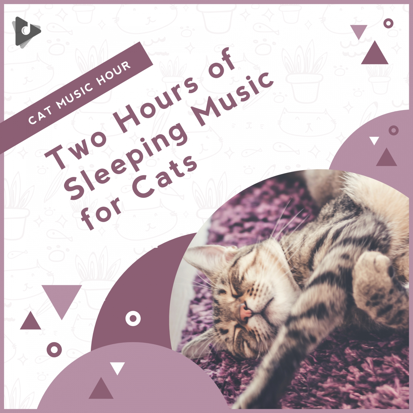 Two Hours of Sleeping Music for Cats